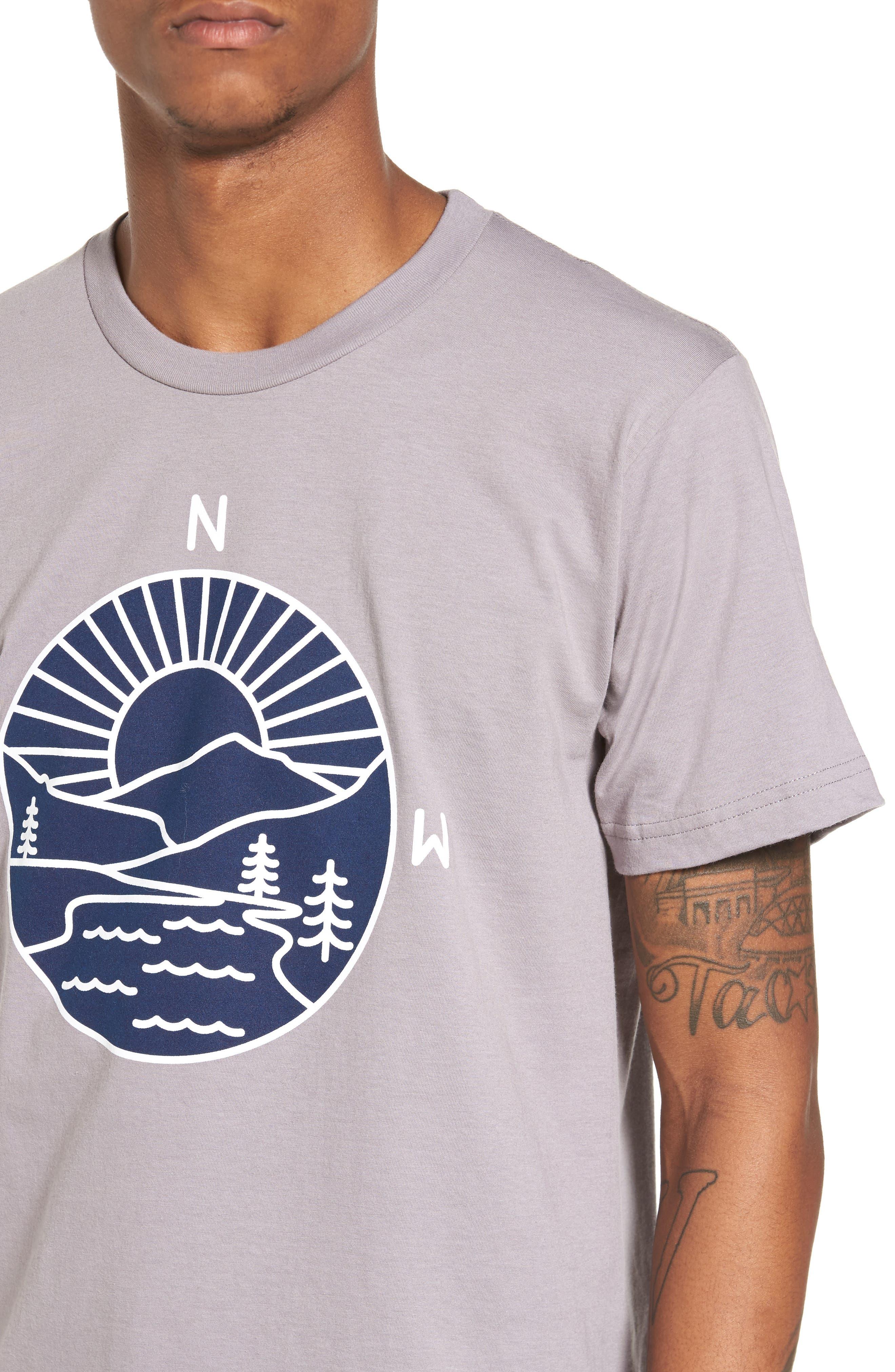 Alternate Image 4  - Casual Industrees PNW Explorer T-Shirt