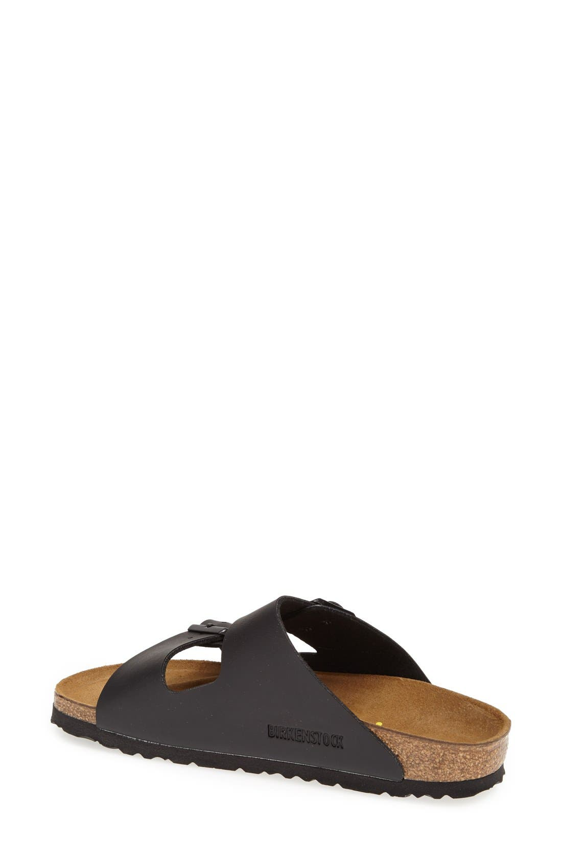 Alternate Image 2  - Birkenstock Arizona Birko-Flor Sandal (Women)