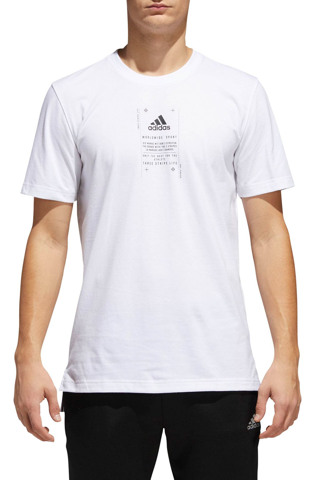 adidas BOS Label T-Shirt