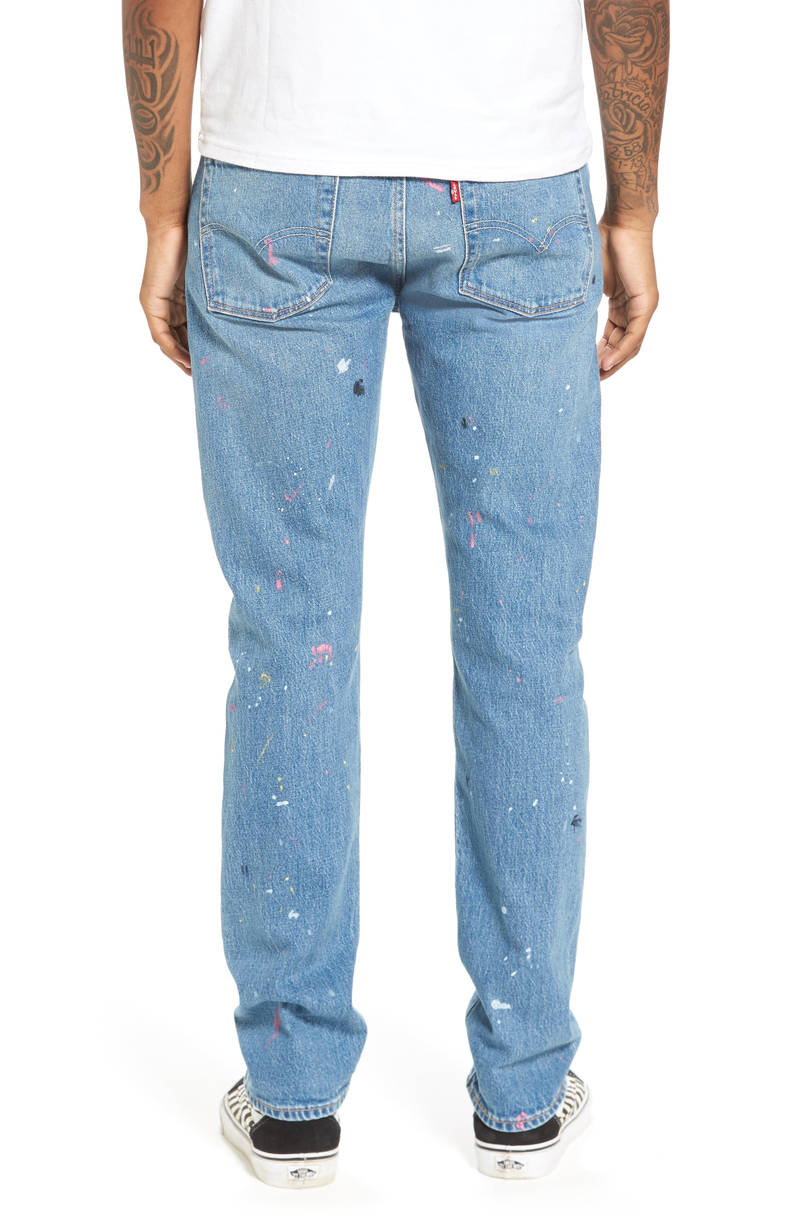 510<sup>™</sup> Skinny Fit Jeans,                             Alternate thumbnail 2, color,                             Zapt