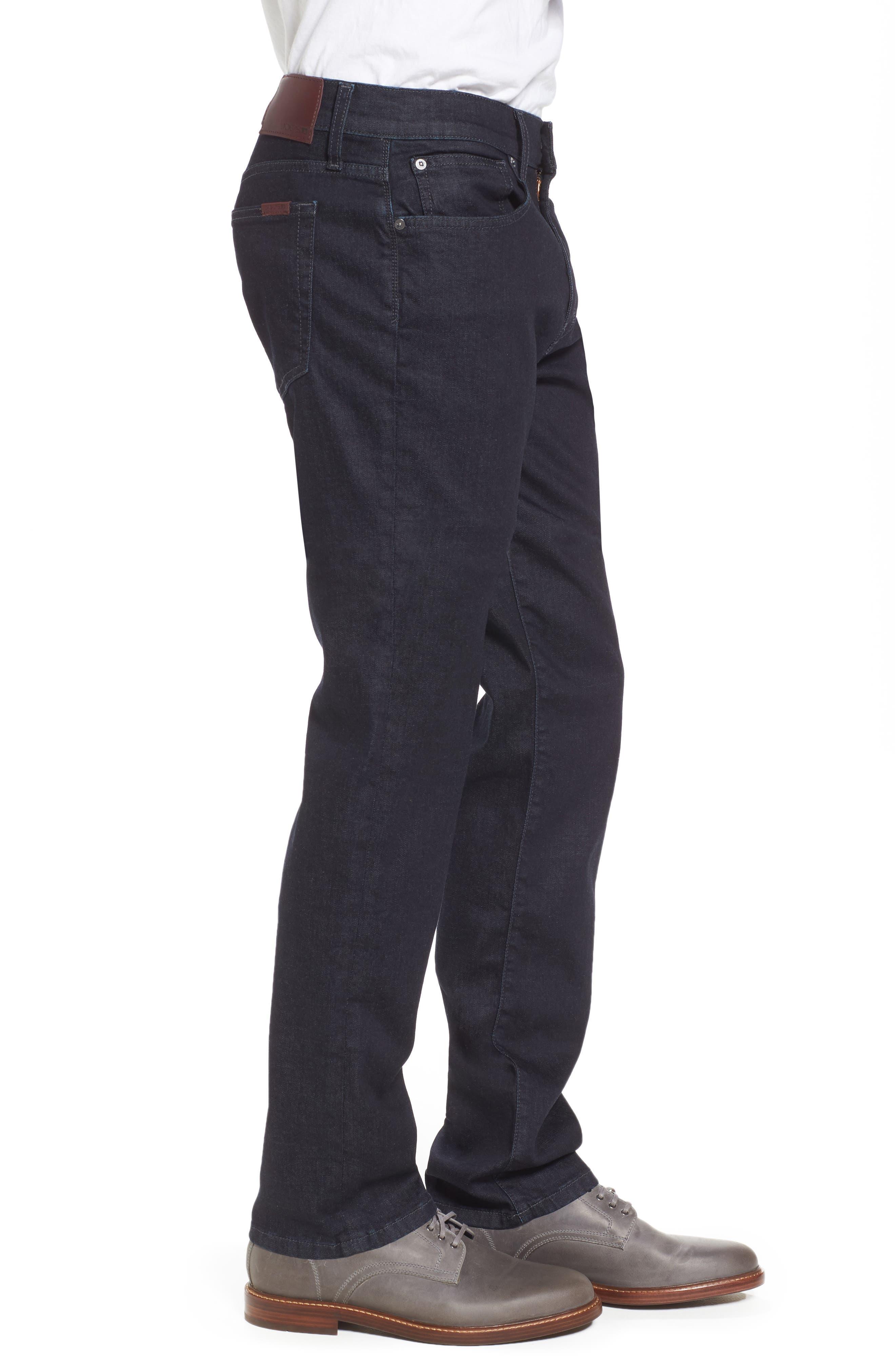 Alternate Image 3  - Joe's Brixton Slim Straight Leg Jeans (Hart)
