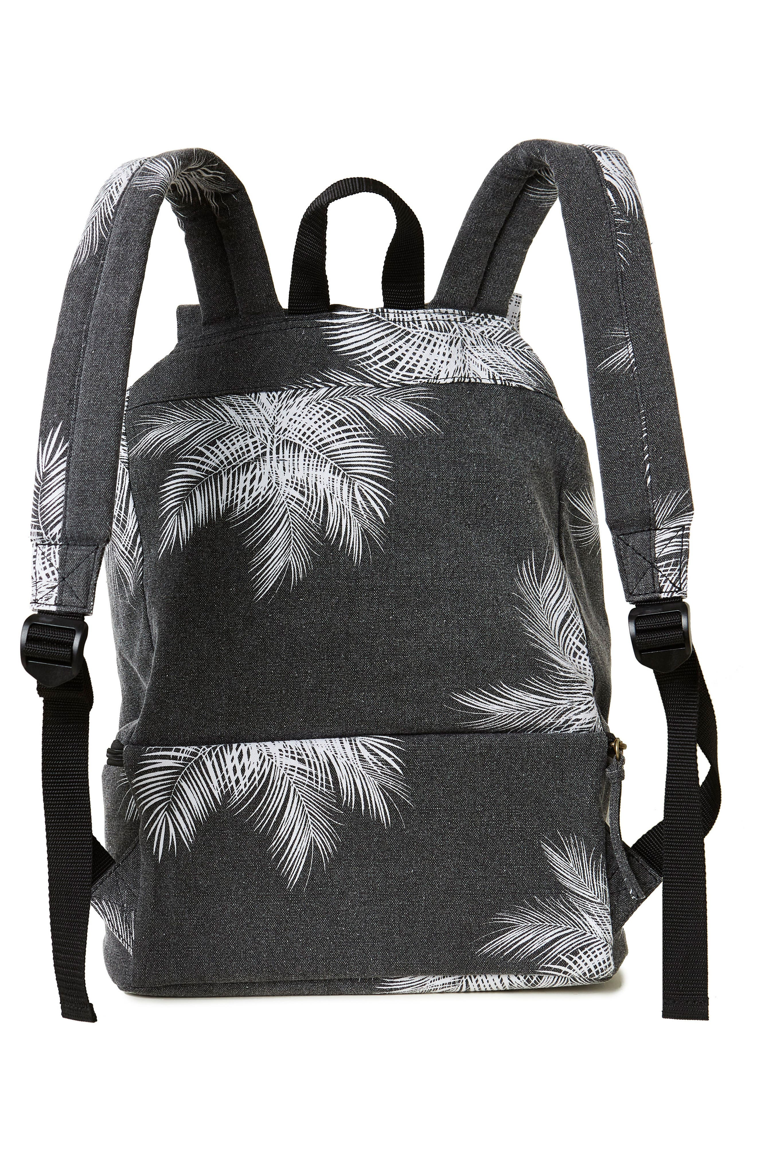 Alternate Image 2  - O'Neill Chillin Print Canvas Backpack