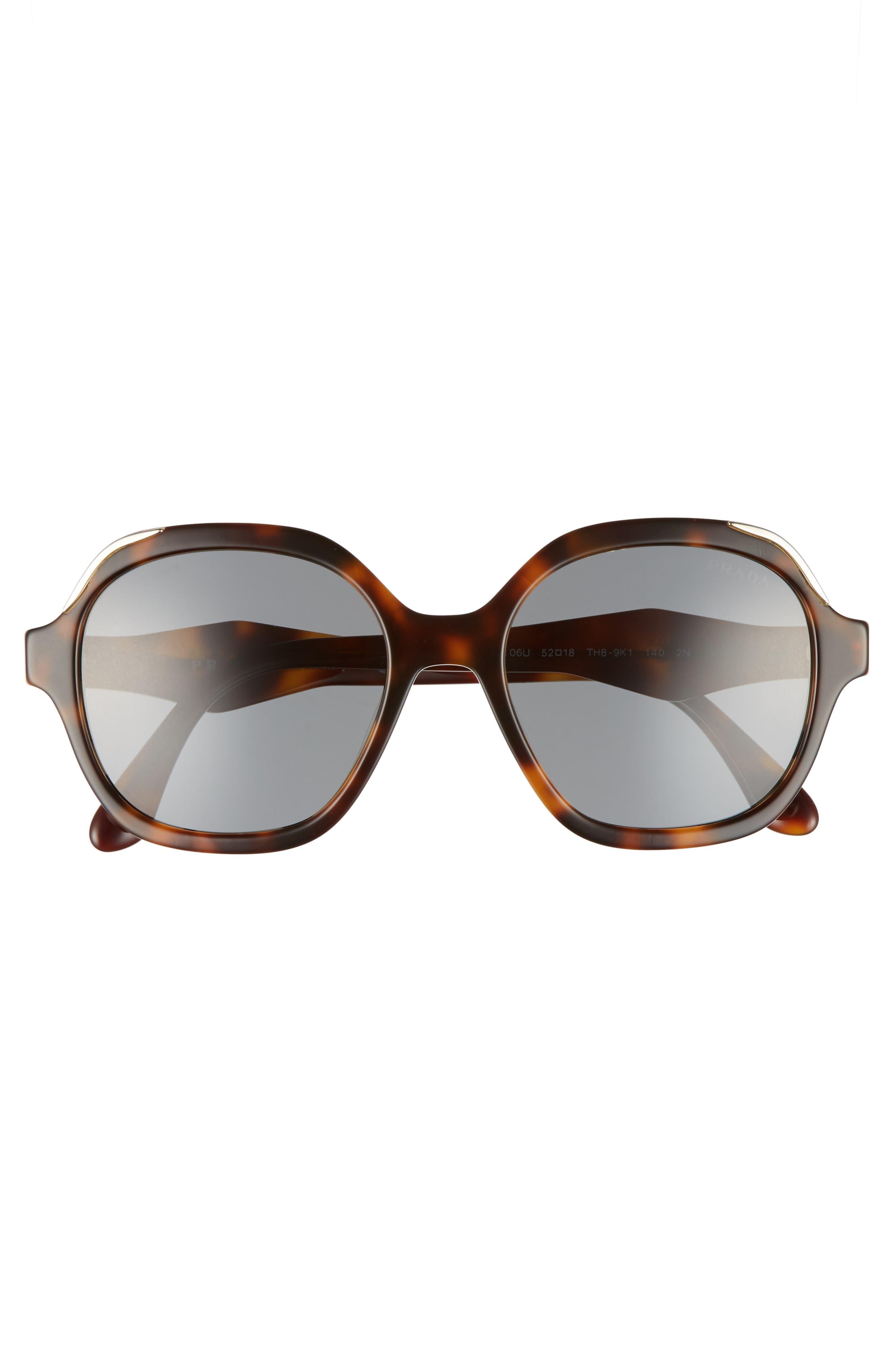 Alternate Image 3  - Prada 50mm Square Sunglasses