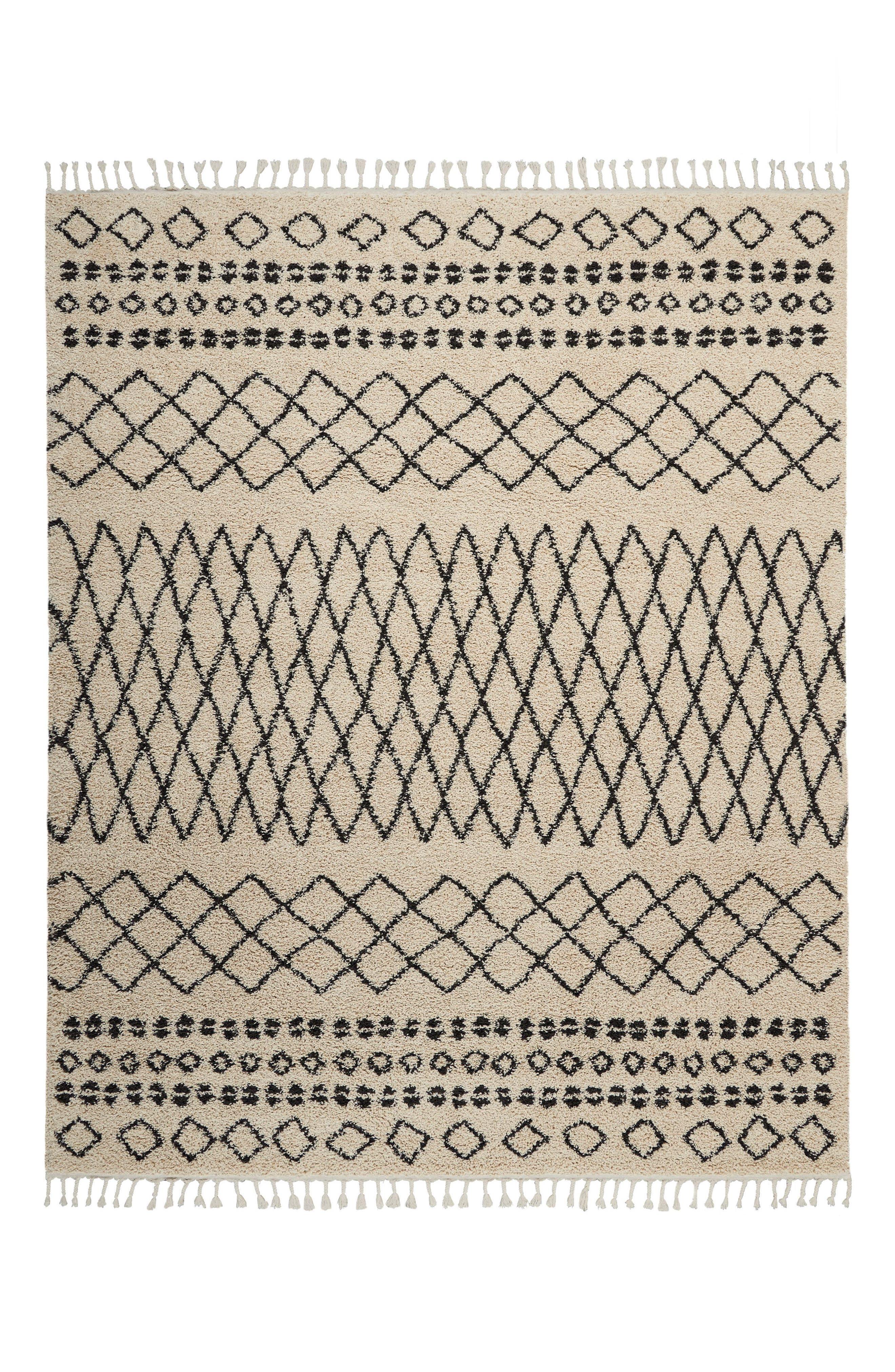Alternate Image 1 Selected - Nourison Marrakesh Shag Rug