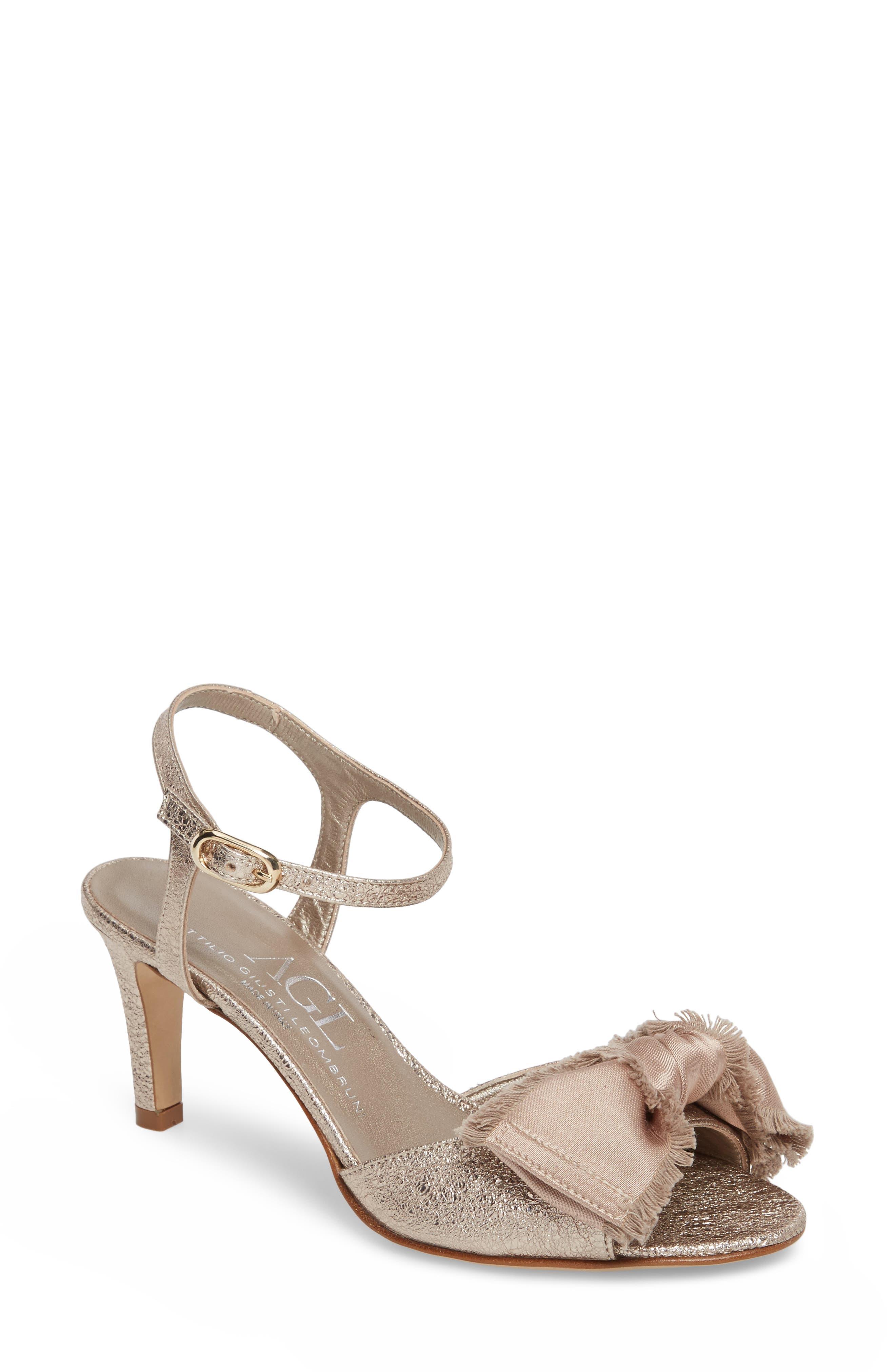 Alternate Image 1 Selected - AGL Glam Sandal (Women)