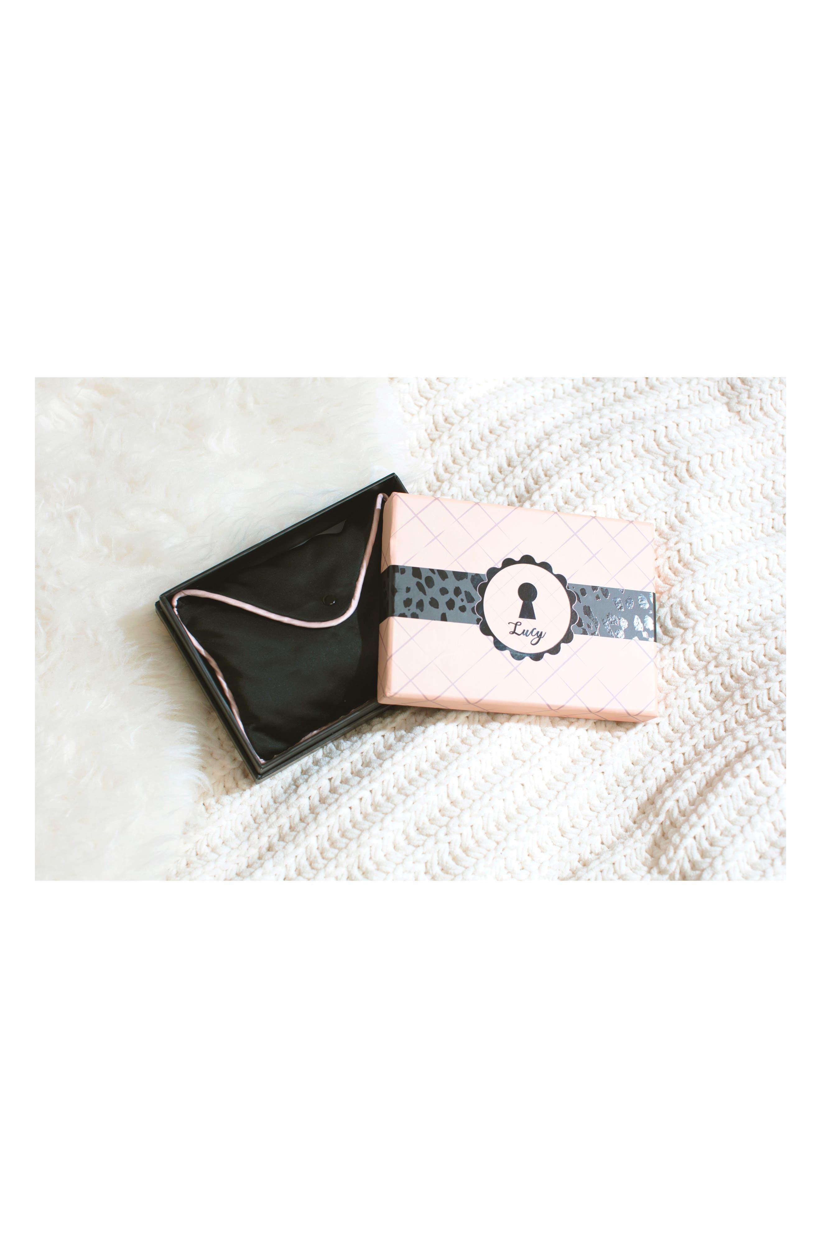 Alternate Image 2  - Honeydew Intimates Lucy Bralette & Panties Gift Box
