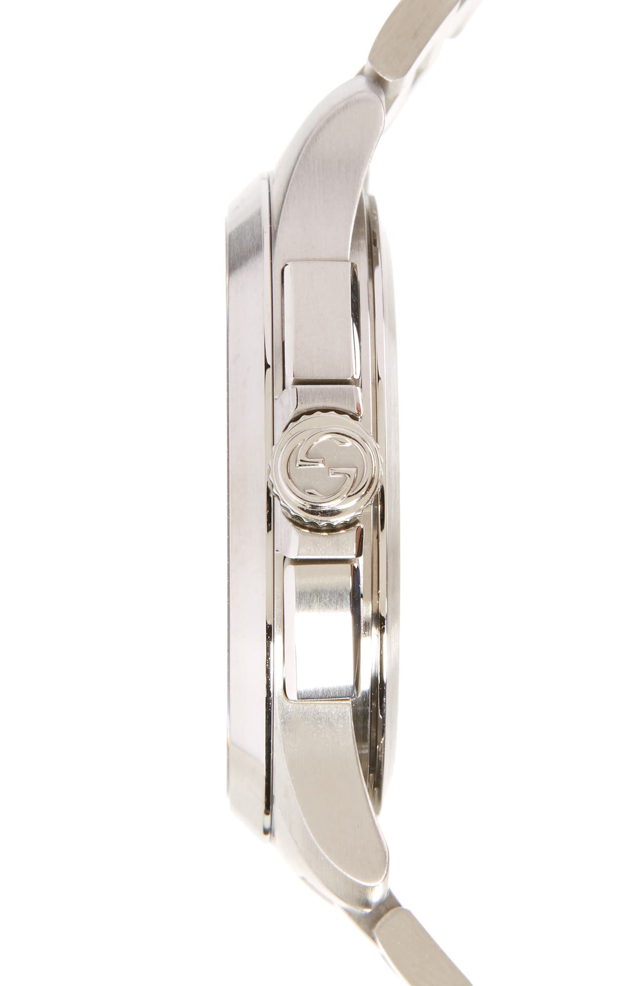 Alternate Image 2  - Gucci G Timeless Chronograph Bracelet Watch, 45mm