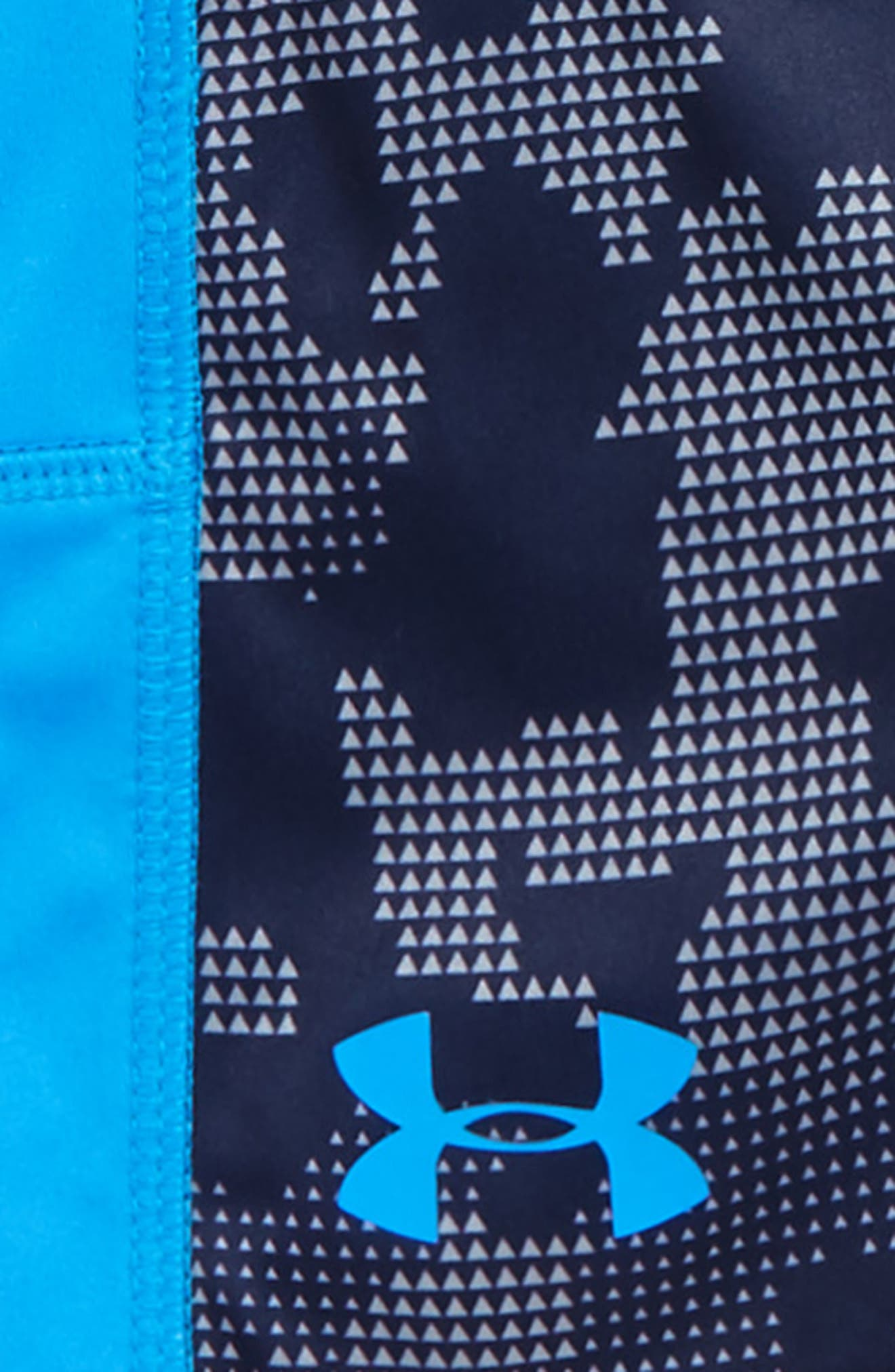 Alternate Image 3  - Under Armour Stunt HeatGear® Shorts (Toddler Boys & LIttle Boys)