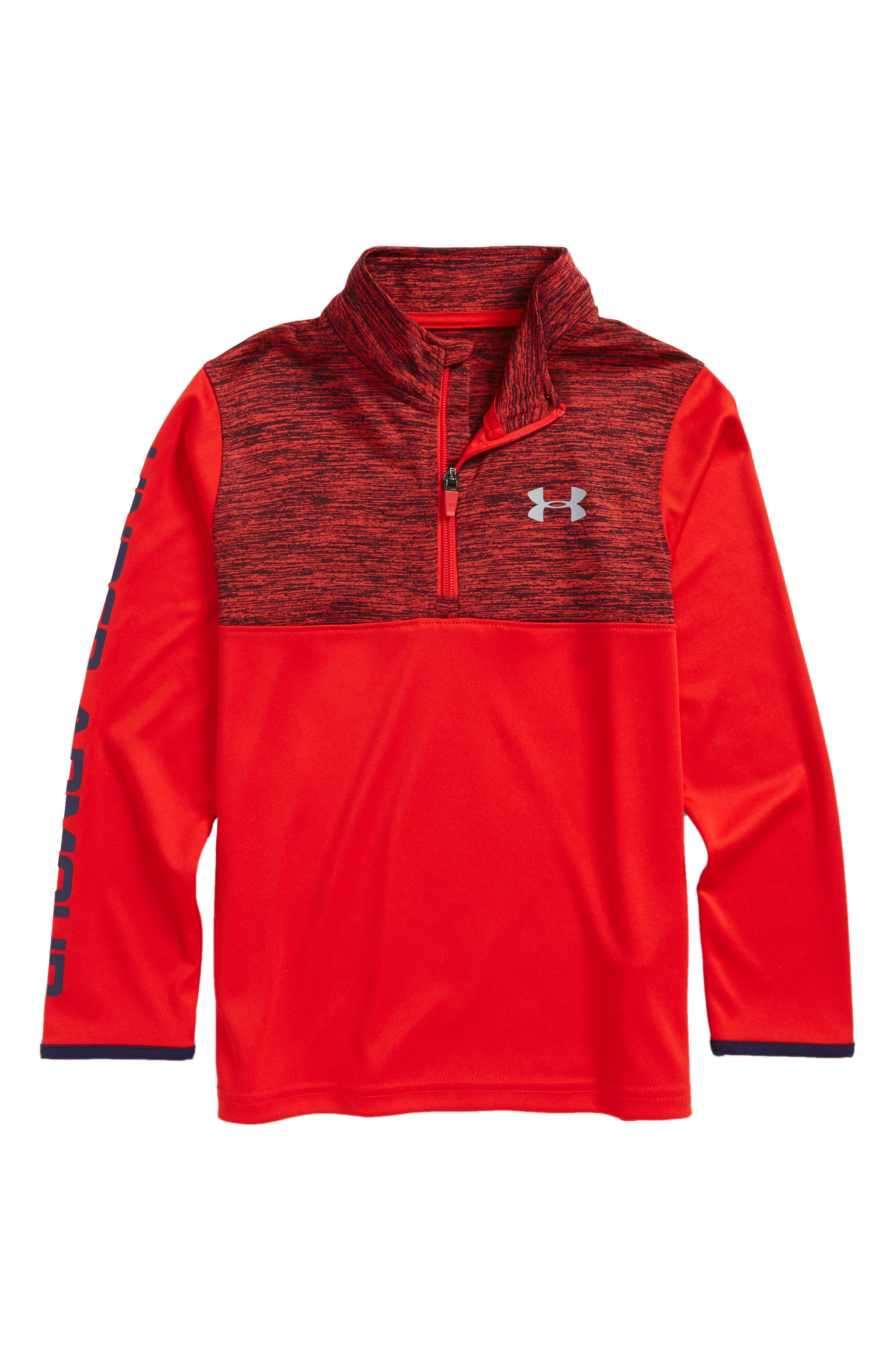 Under Armour Elevation Quarter Zip Pullover (Toddler Boys & Little Boys)