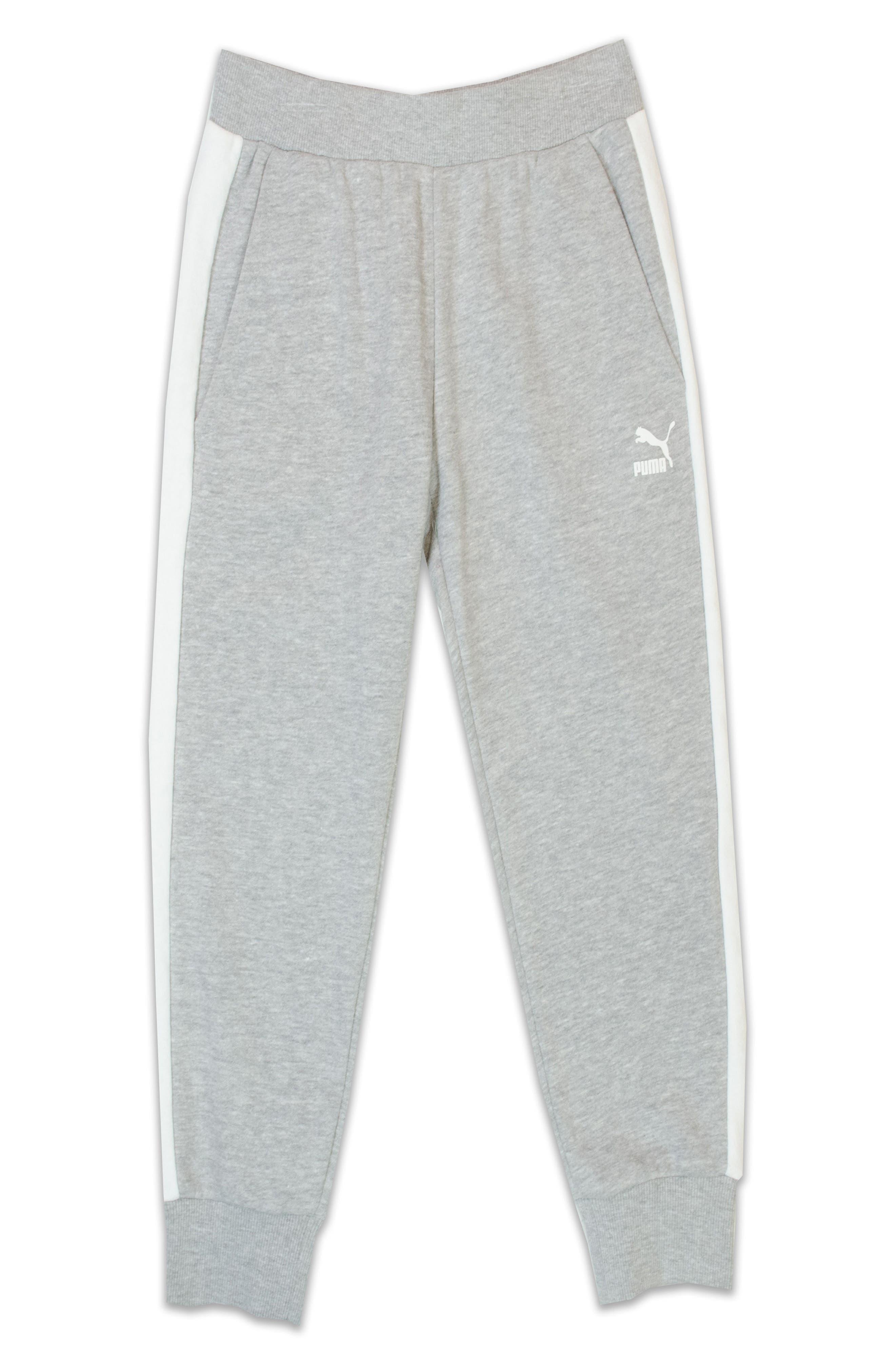 PUMA Capri Jogger Pants (Big Girls)
