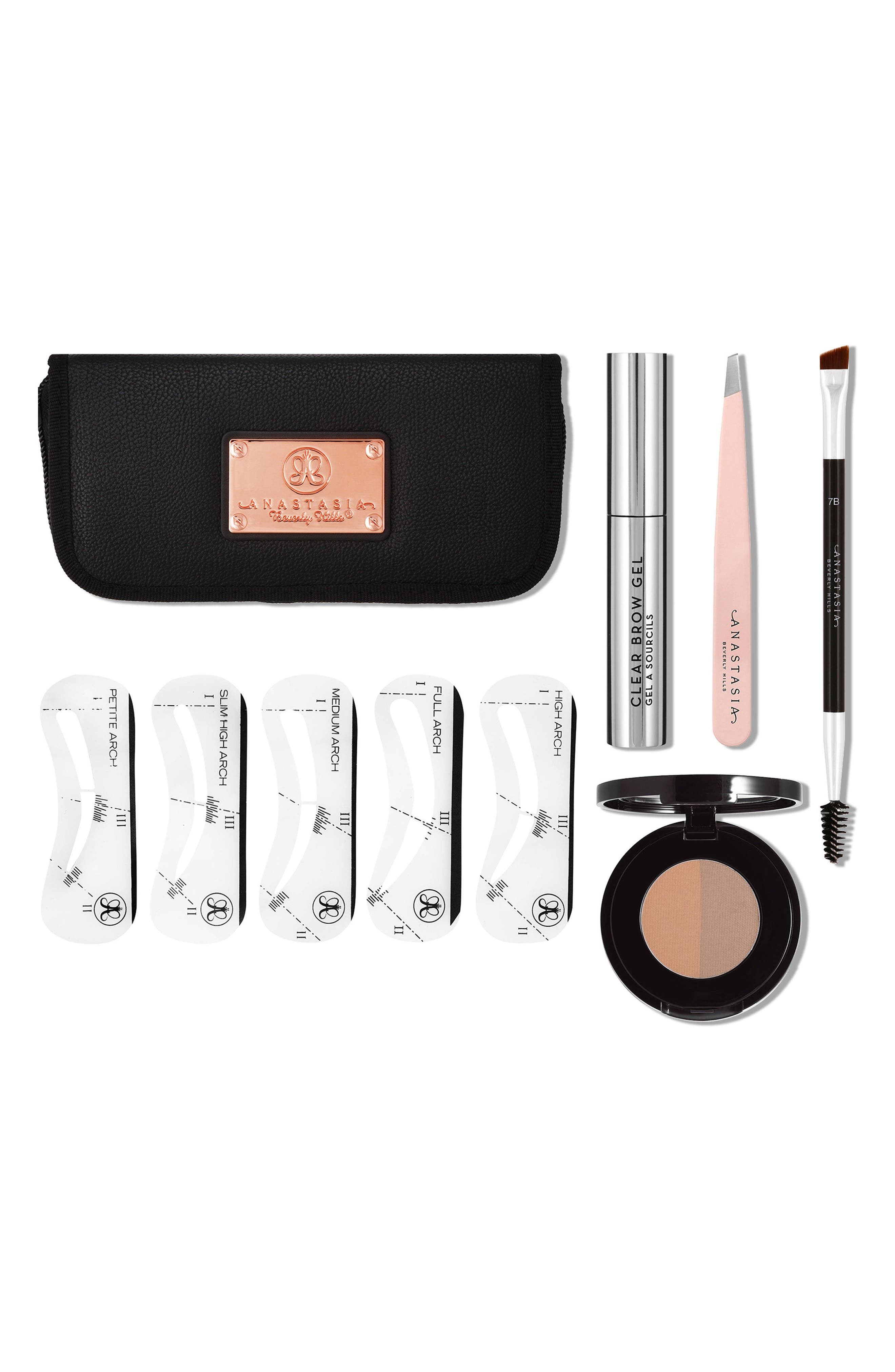 Main Image - Anastasia Beverly Hills Five Item Brow Kit ($120 Value)