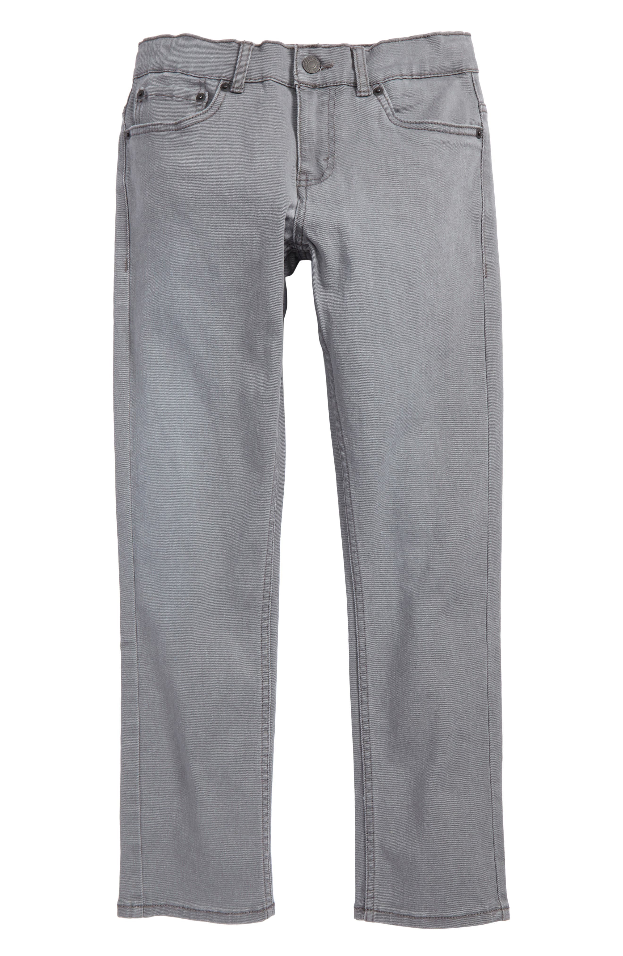511 Slim Fit Jeans,                         Main,                         color, Smoked Pearl