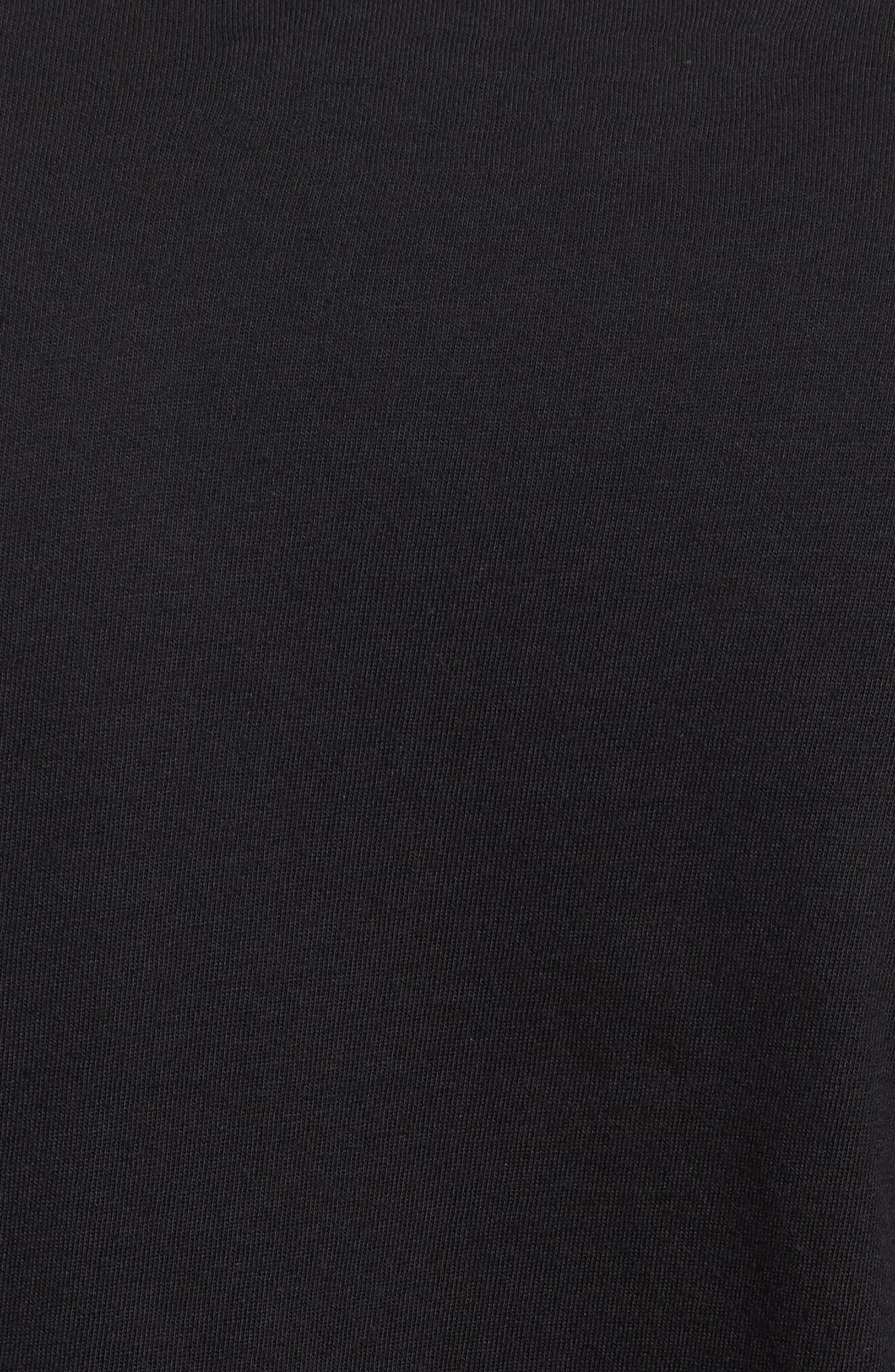 Alternate Image 5  - Hurley Port Logo Graphic Long Sleeve T-Shirt