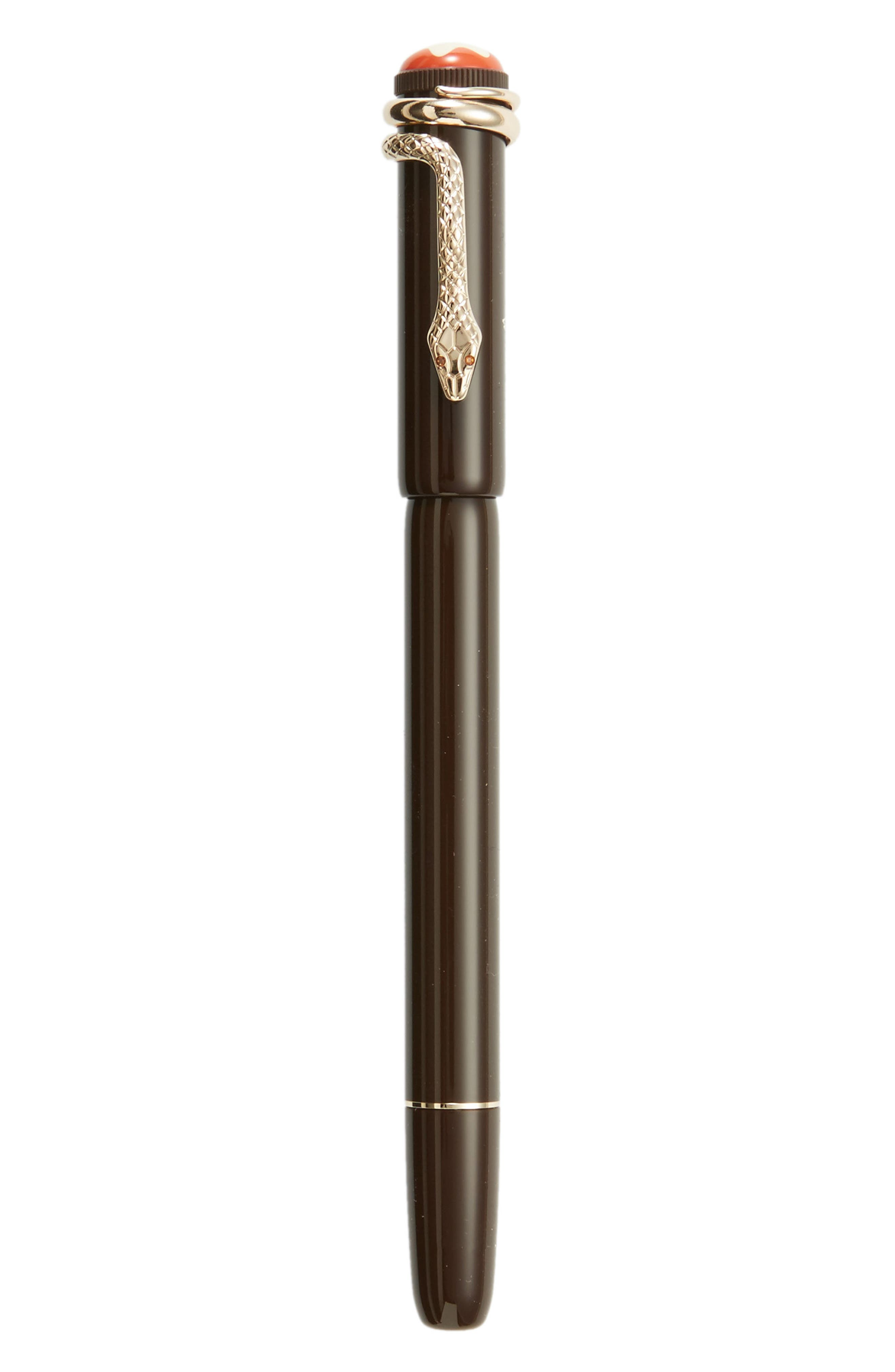 Heritage Collection Rouge et Noir Special Edition Rollerball Pen,                         Main,                         color, Tropic Brown