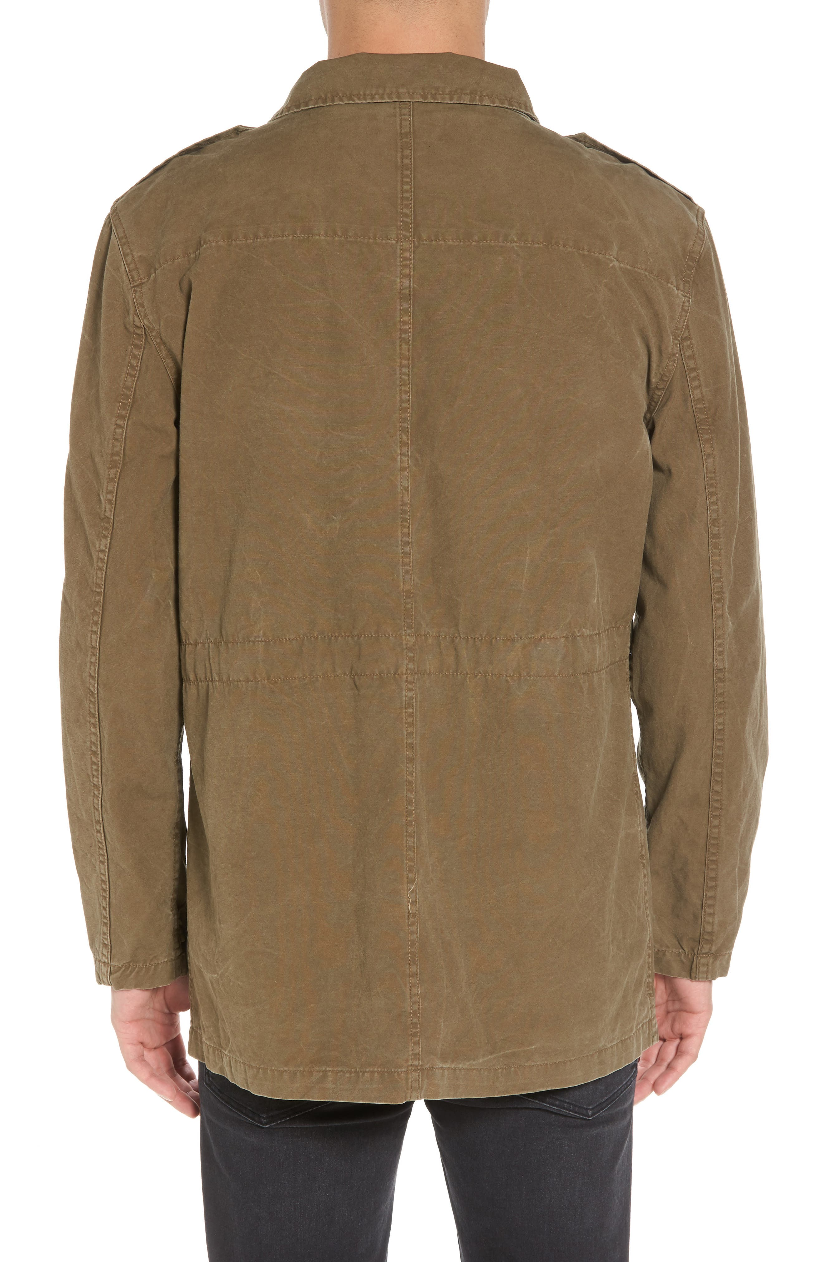 Field Jacket,                             Alternate thumbnail 2, color,                             Army Green
