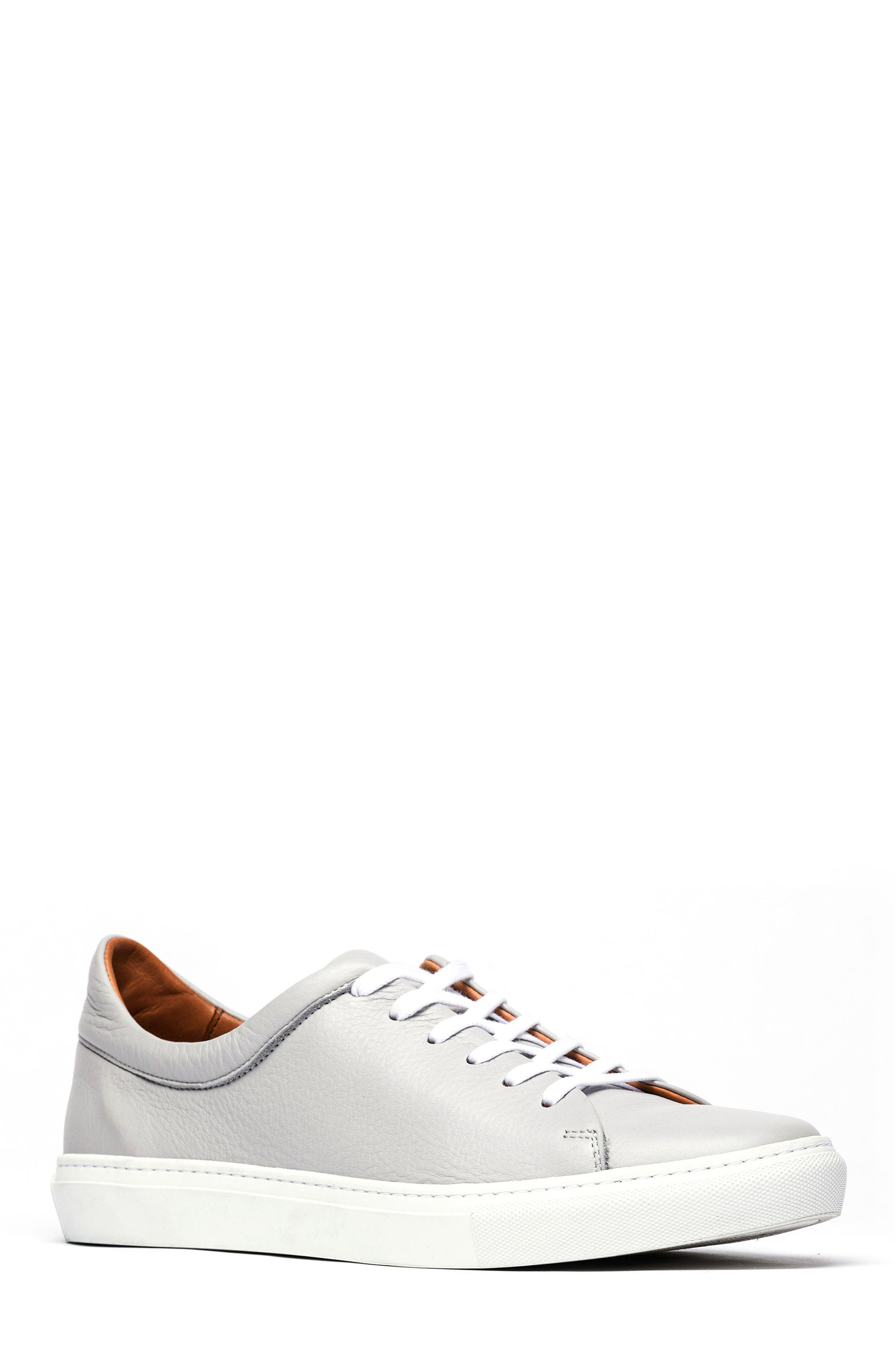 Windemere Sneaker,                             Main thumbnail 1, color,                             Stone Leather