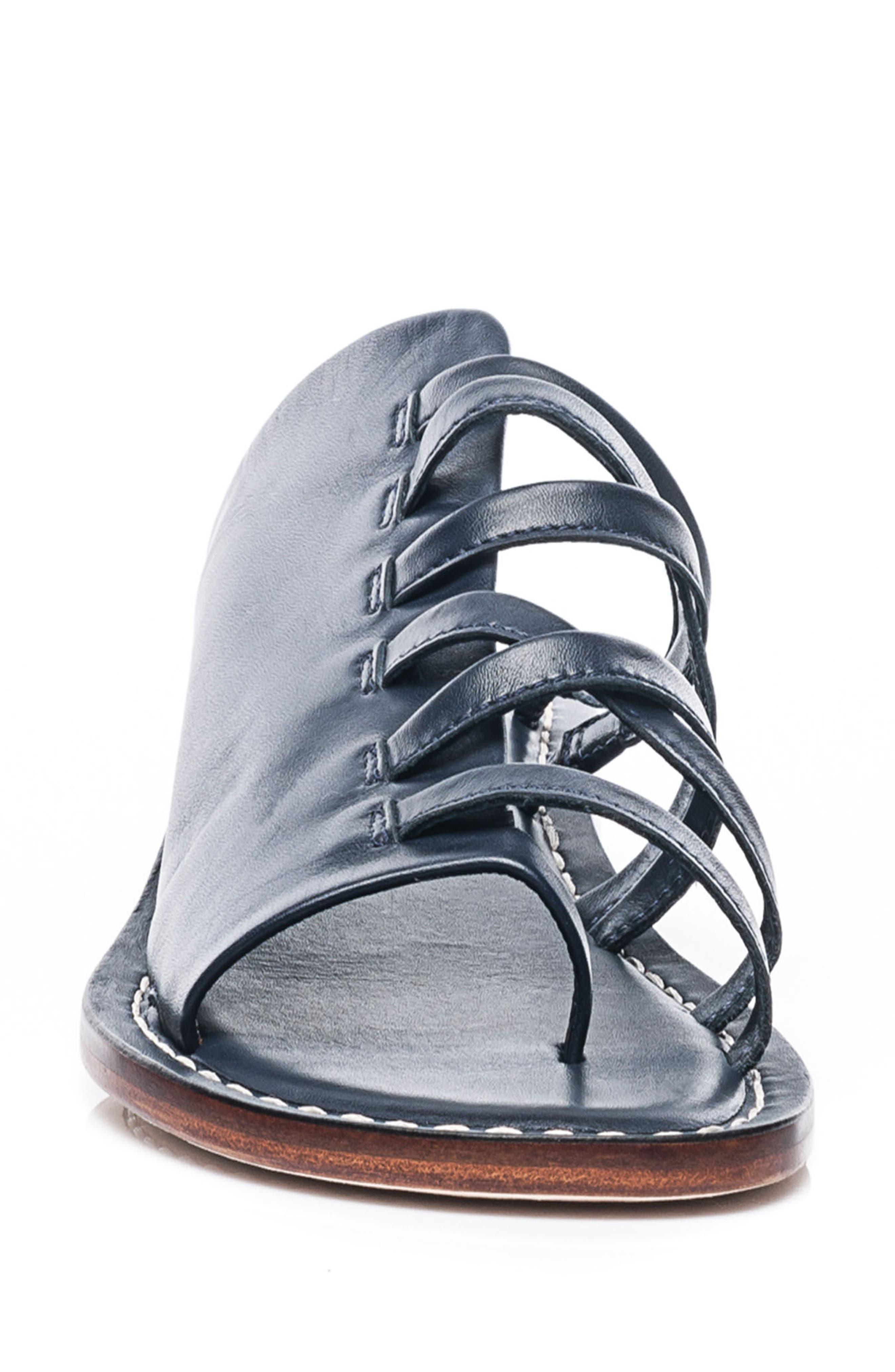 Alternate Image 4  - Bernardo Tori Slide Sandal (Women)