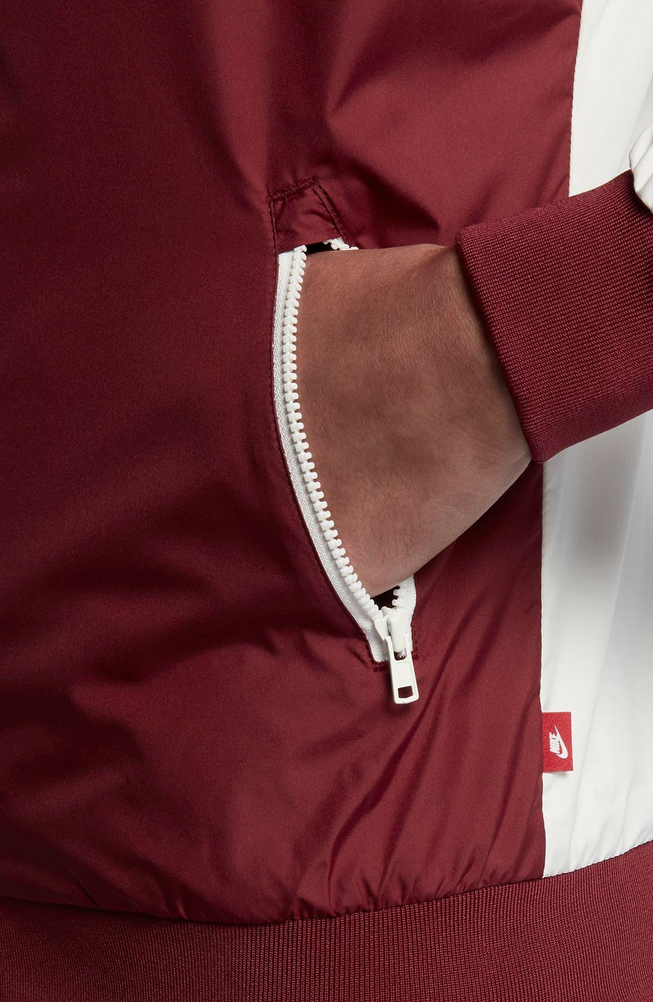 Alternate Image 5  - Nike Windrunner Jacket