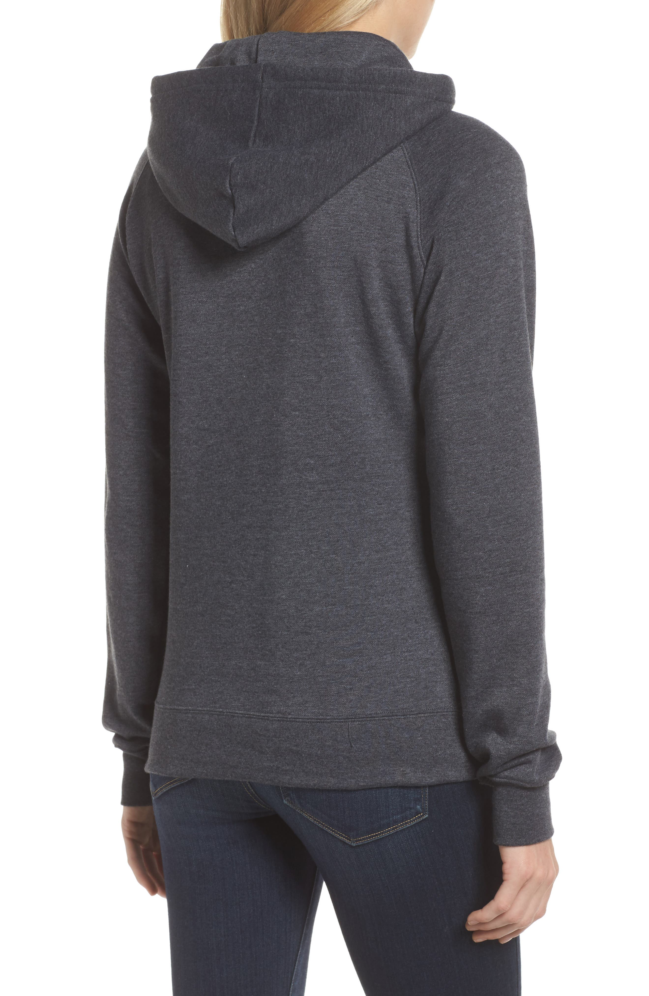 Alternate Image 2  - The North Face International Collection USA Pullover Hoodie