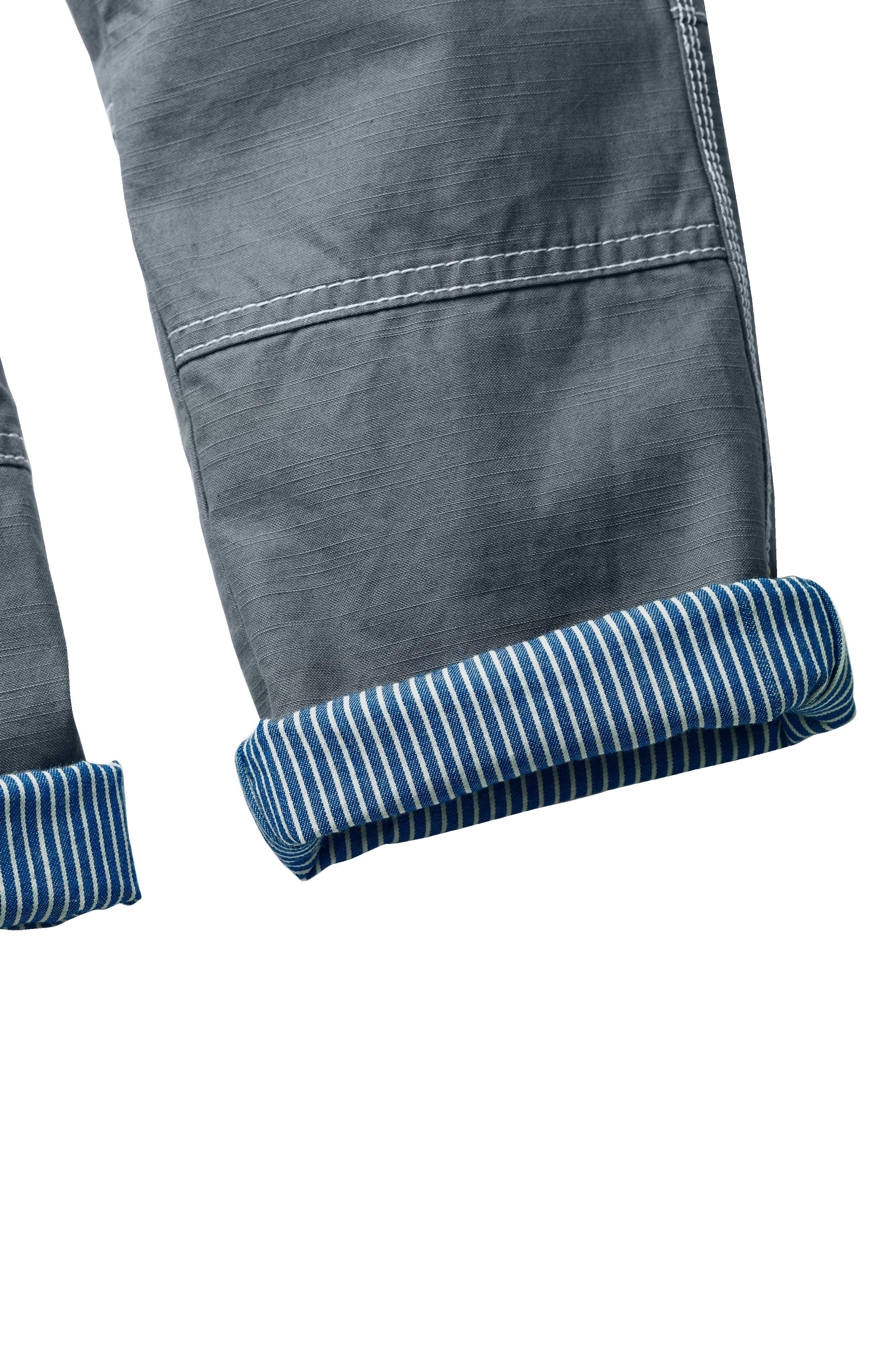 Lined Mariner Pants,                             Alternate thumbnail 3, color,                             Cobble Grey