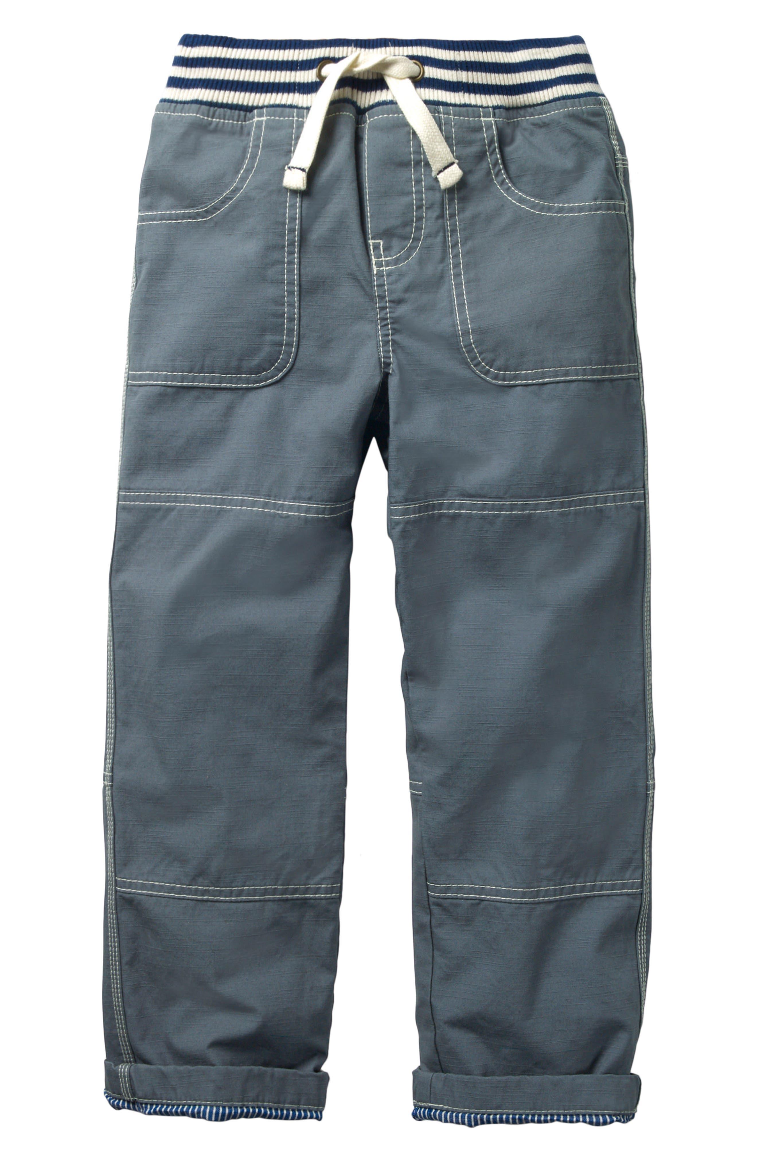 Lined Mariner Pants,                         Main,                         color, Cobble Grey