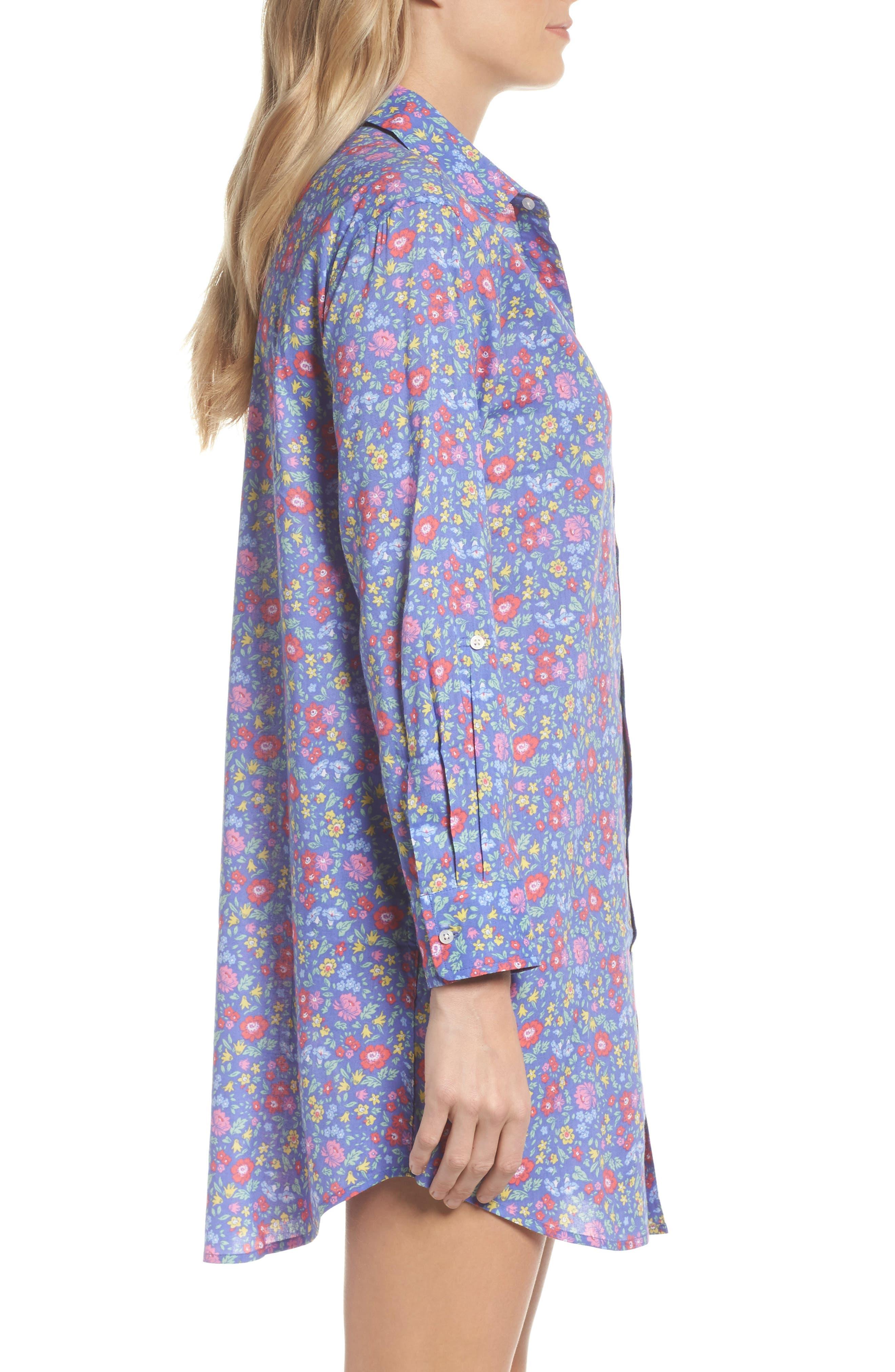 Alternate Image 3  - Lauren Ralph Lauren His Night Shirt