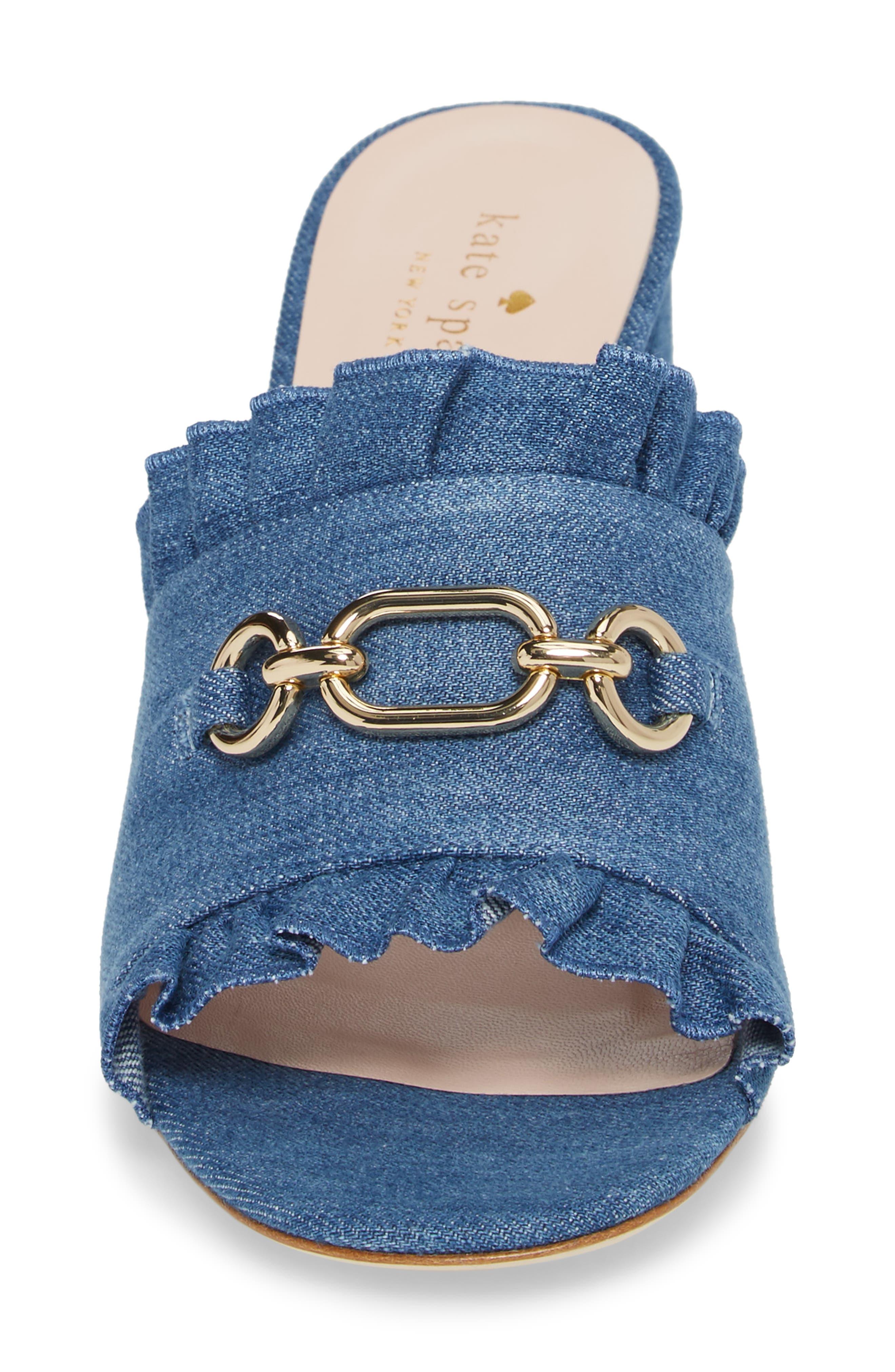 Alternate Image 4  - kate spade new york demmi sandal (Women)