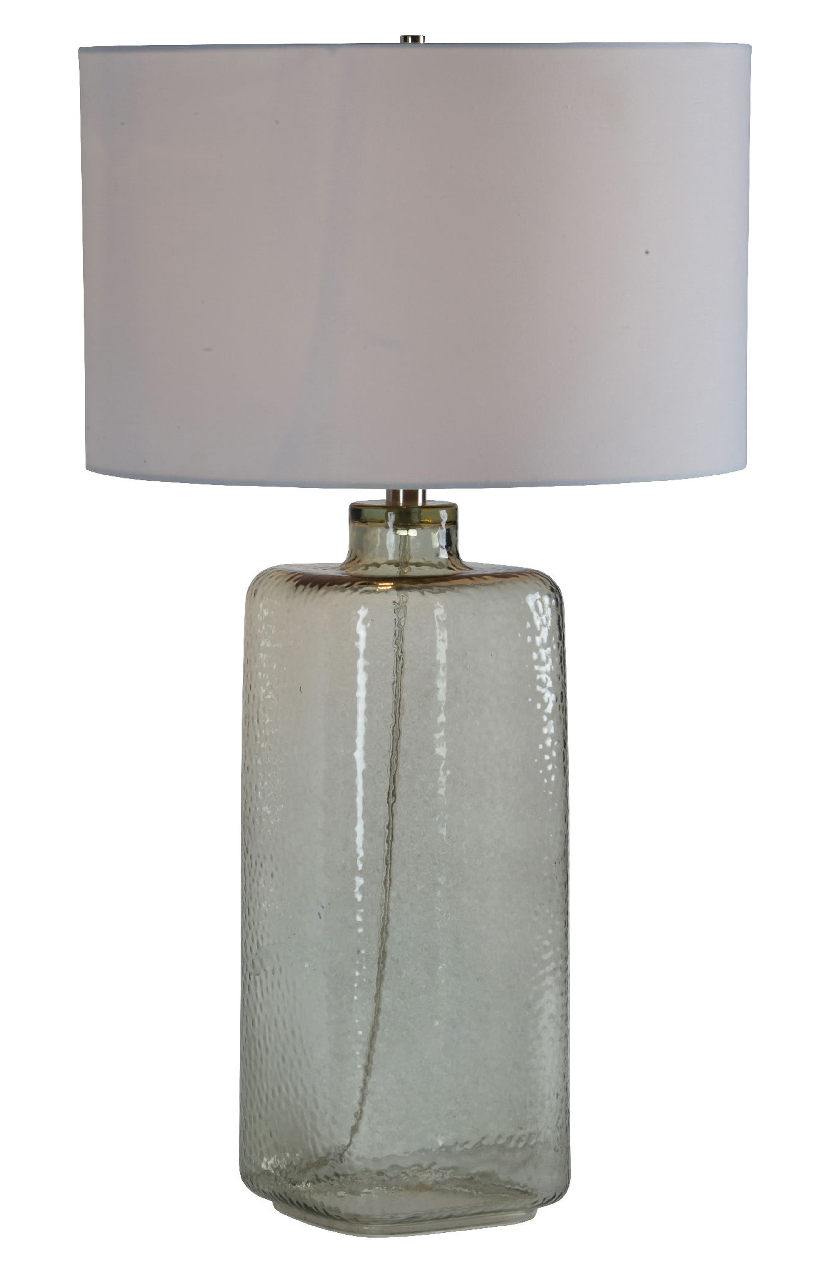 Southall Table Lamp,                             Alternate thumbnail 4, color,                             Clear