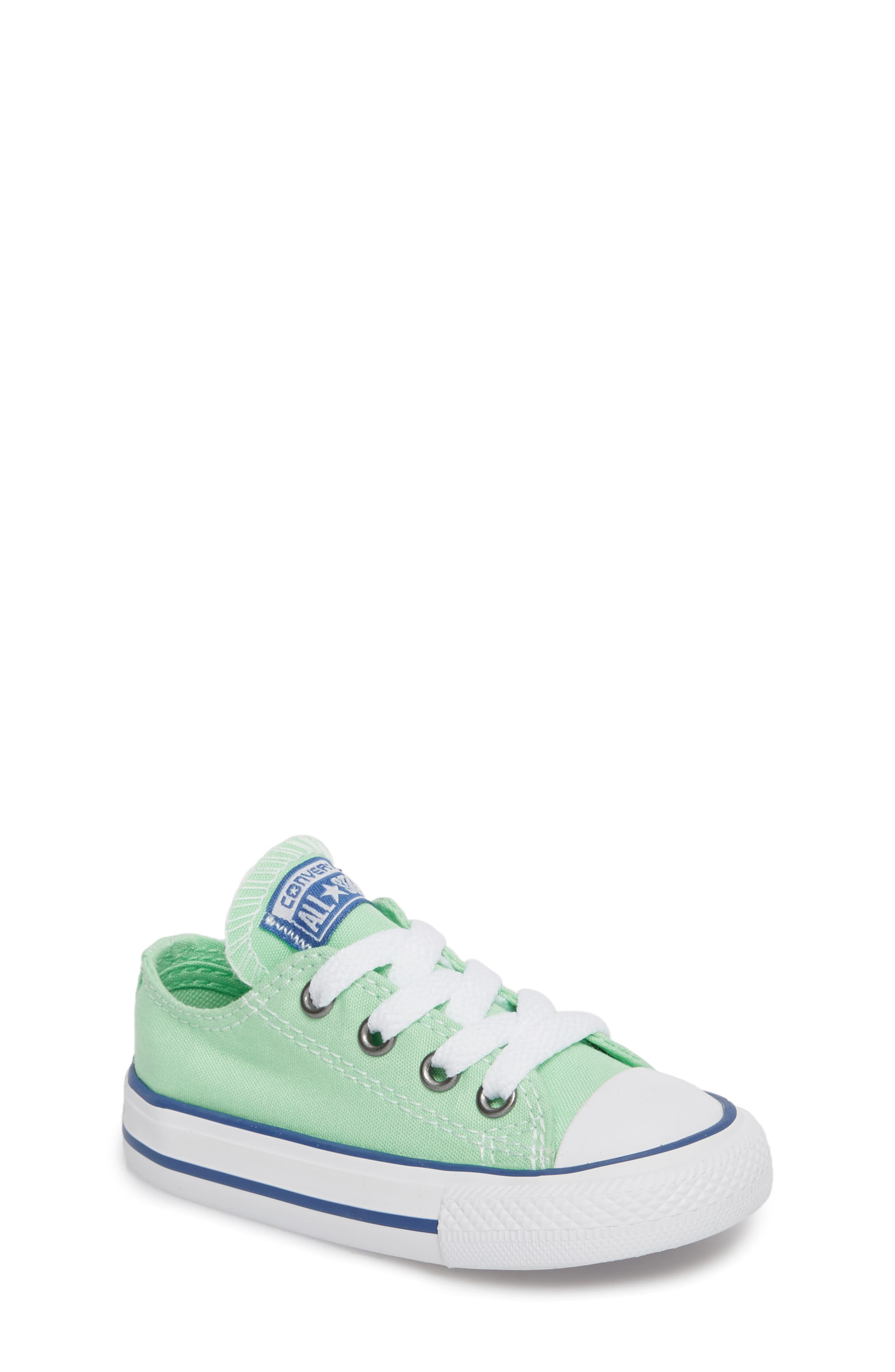 Converse Chuck Taylor® All Star® 'Ox' Low Top Sneaker (Baby, Walker, Toddler & Little Kid)