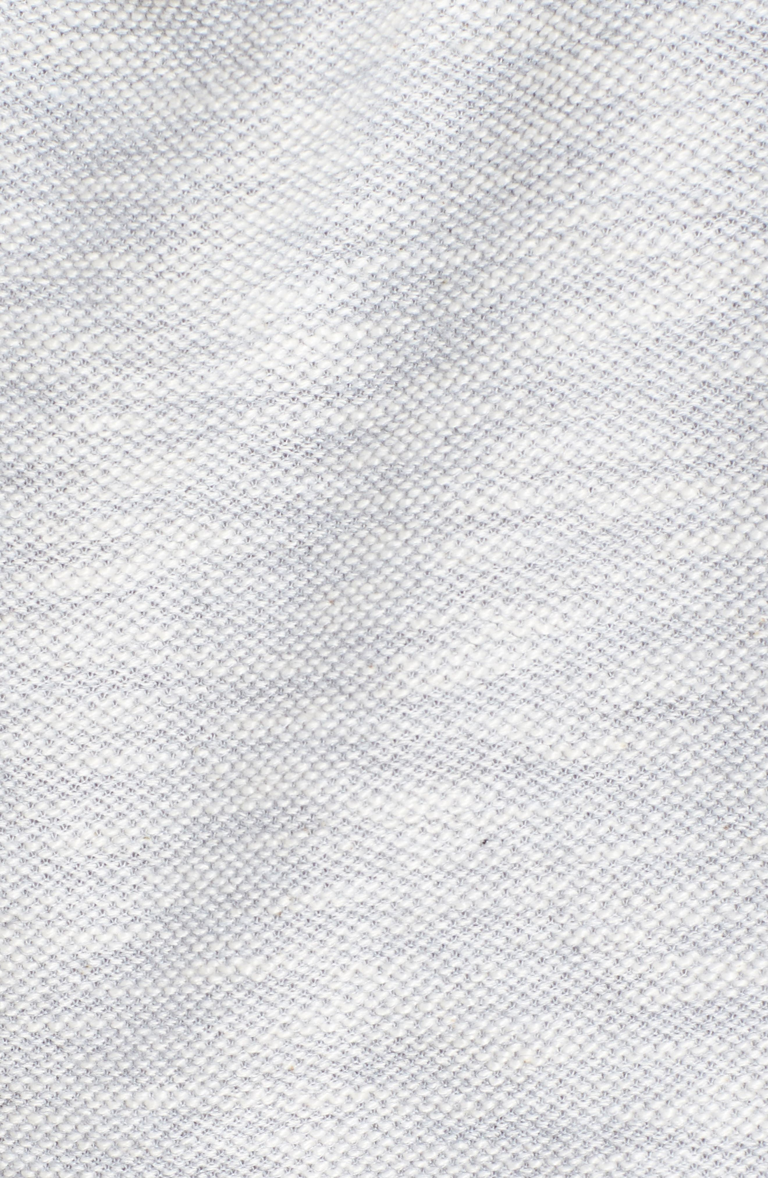 Kris Drape Front Knit Jacket,                             Alternate thumbnail 5, color,                             Oatmeal