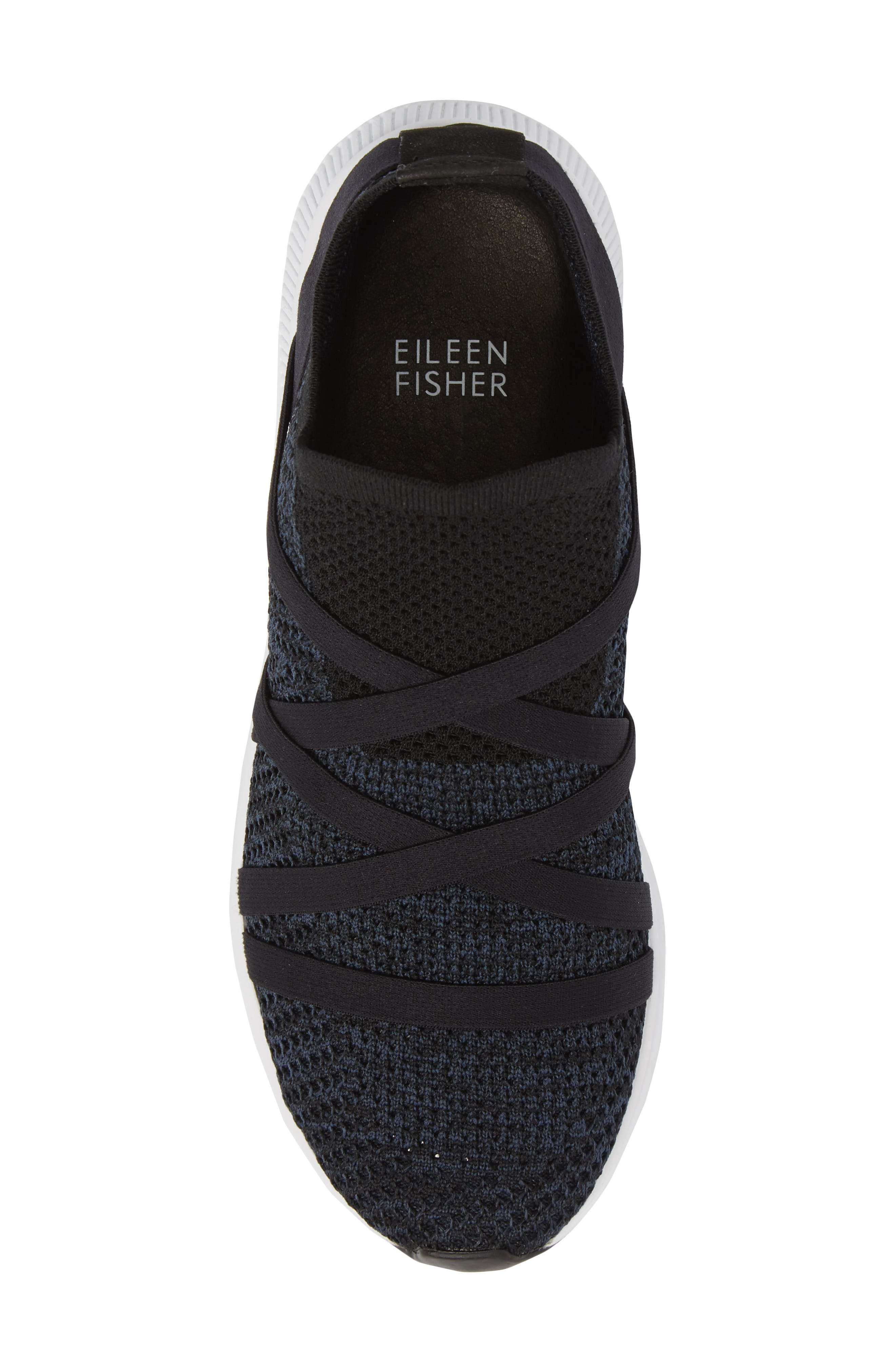 Alternate Image 5  - Eileen Fisher Xanady Woven Slip-On Sneaker (Women)