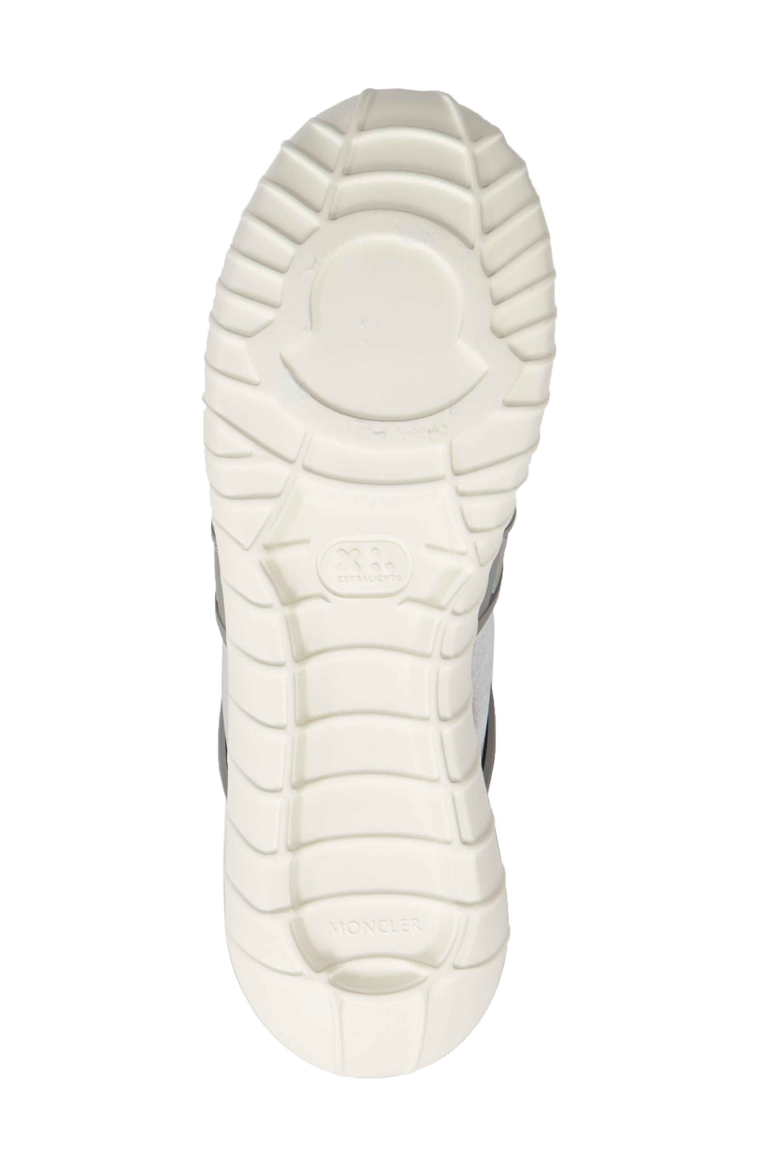 Meline Runner Sneaker,                             Alternate thumbnail 6, color,                             Silver