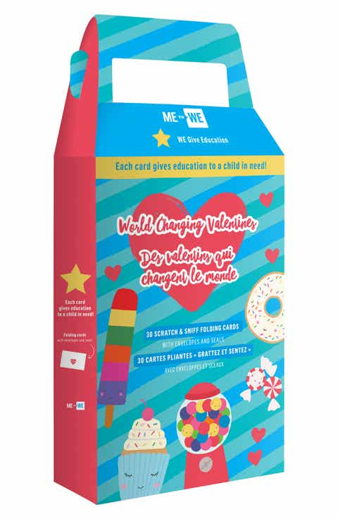 Kids toy shop nordstrom me to we set of 30 valentines day scratch sniff cards negle Gallery