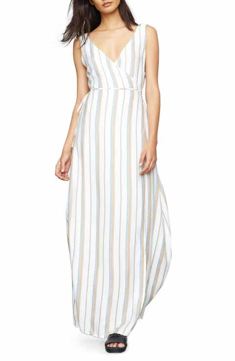 Onia Wrap Cover-Up Maxi Dress