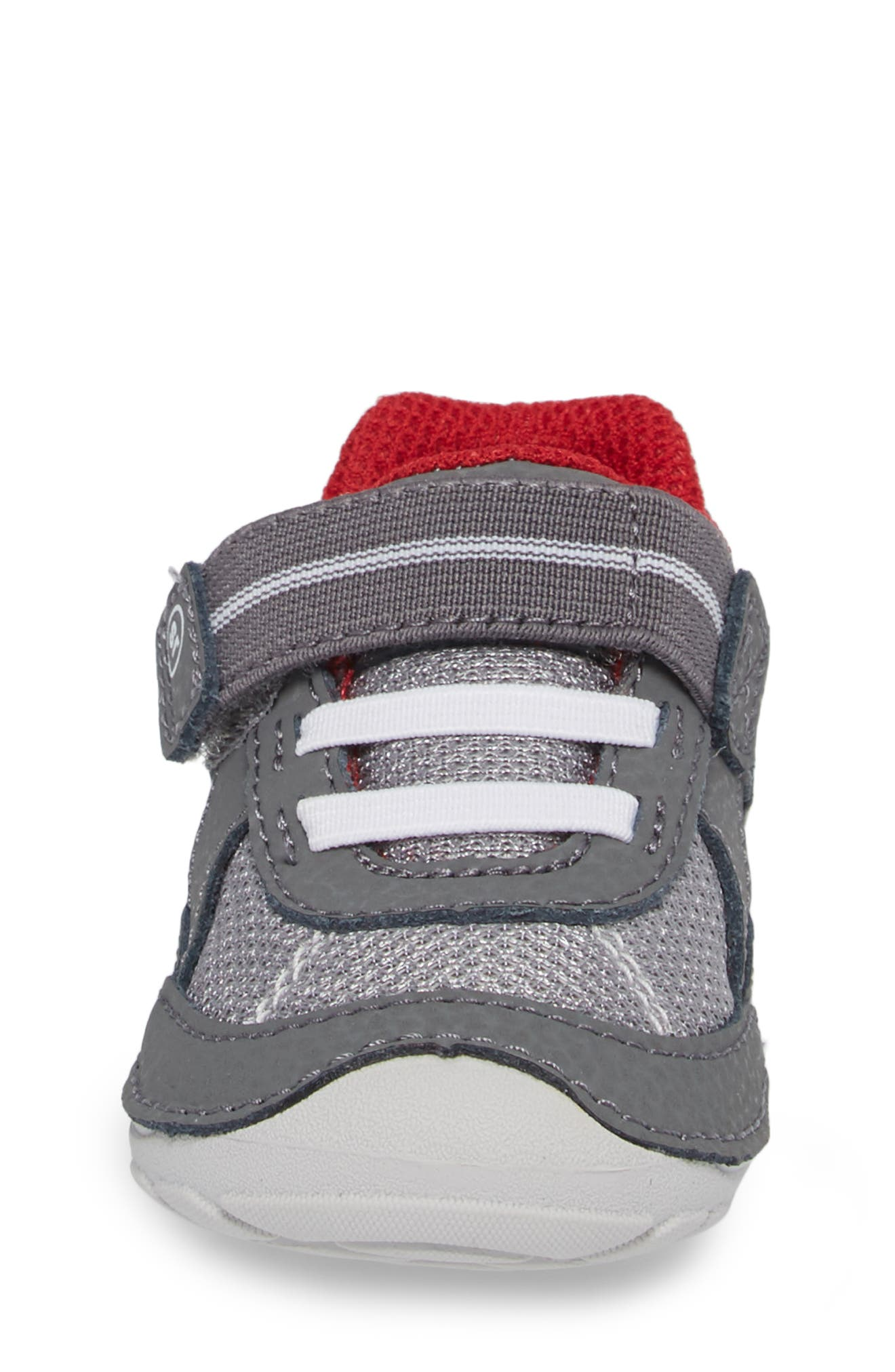 Alternate Image 4  - Stride Rite Soft Motion™ Jamie Sneaker (Baby & Walker)