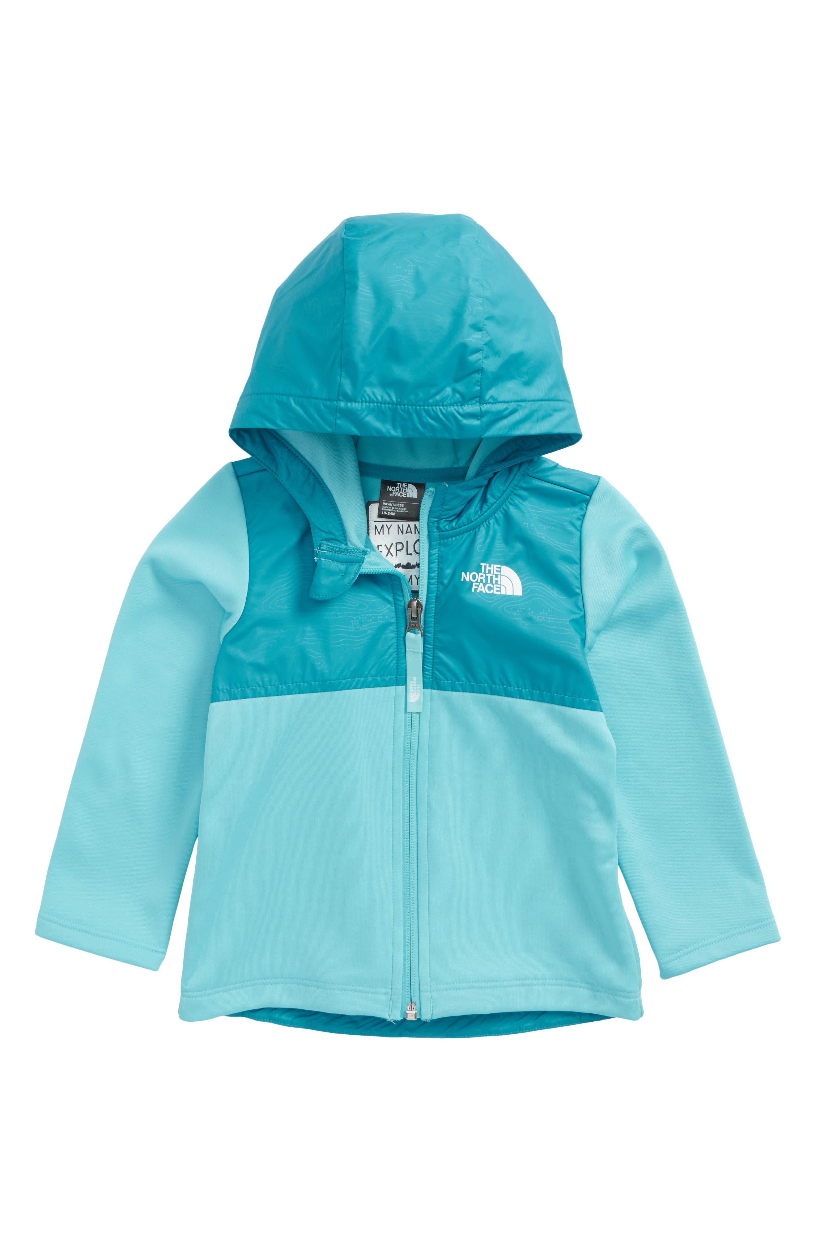 Main Image - The North Face Kickin' It Hoodie (Baby)