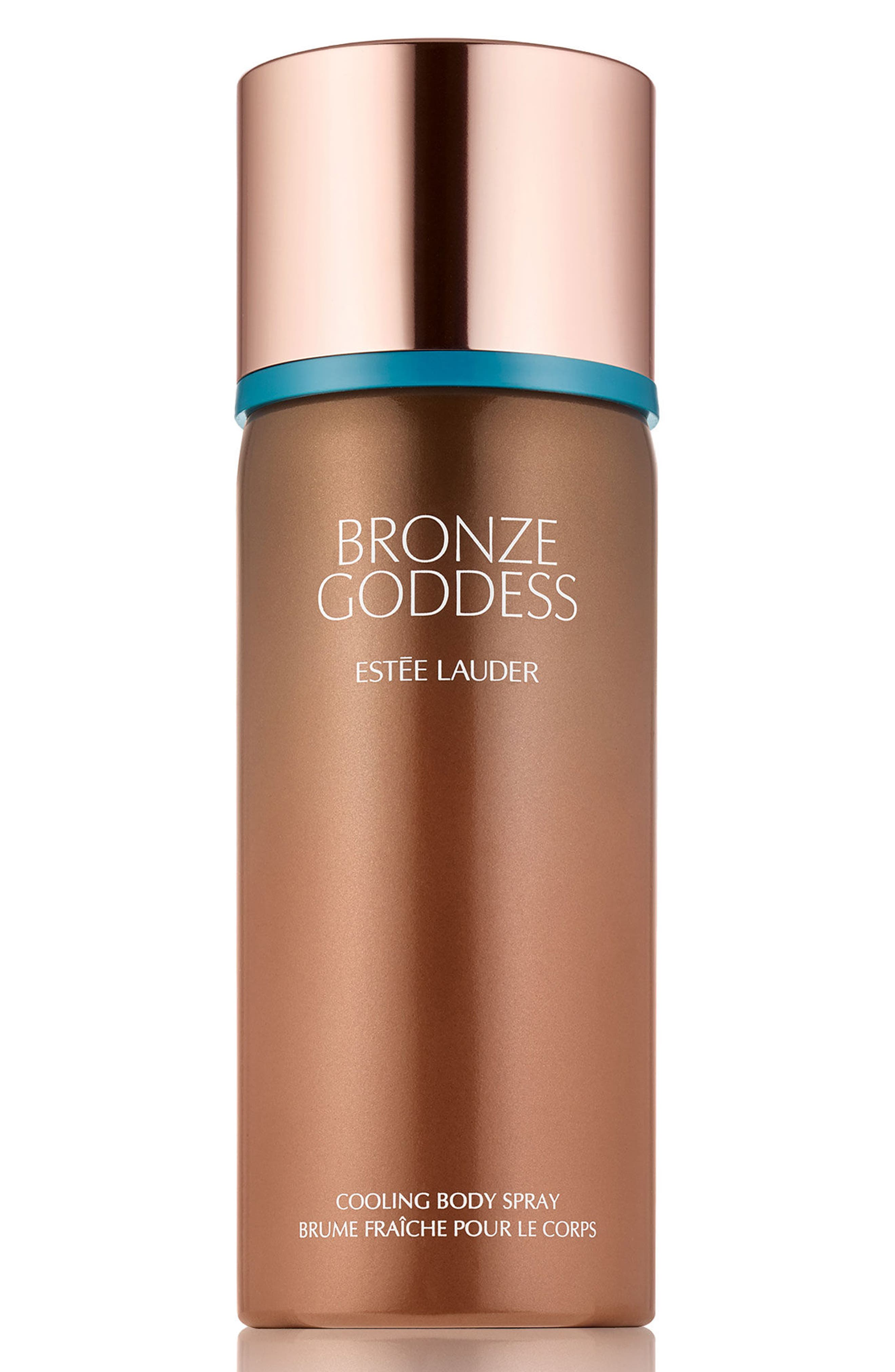 Bronze Goddess Cooling Body Spray,                             Main thumbnail 1, color,                             No Color
