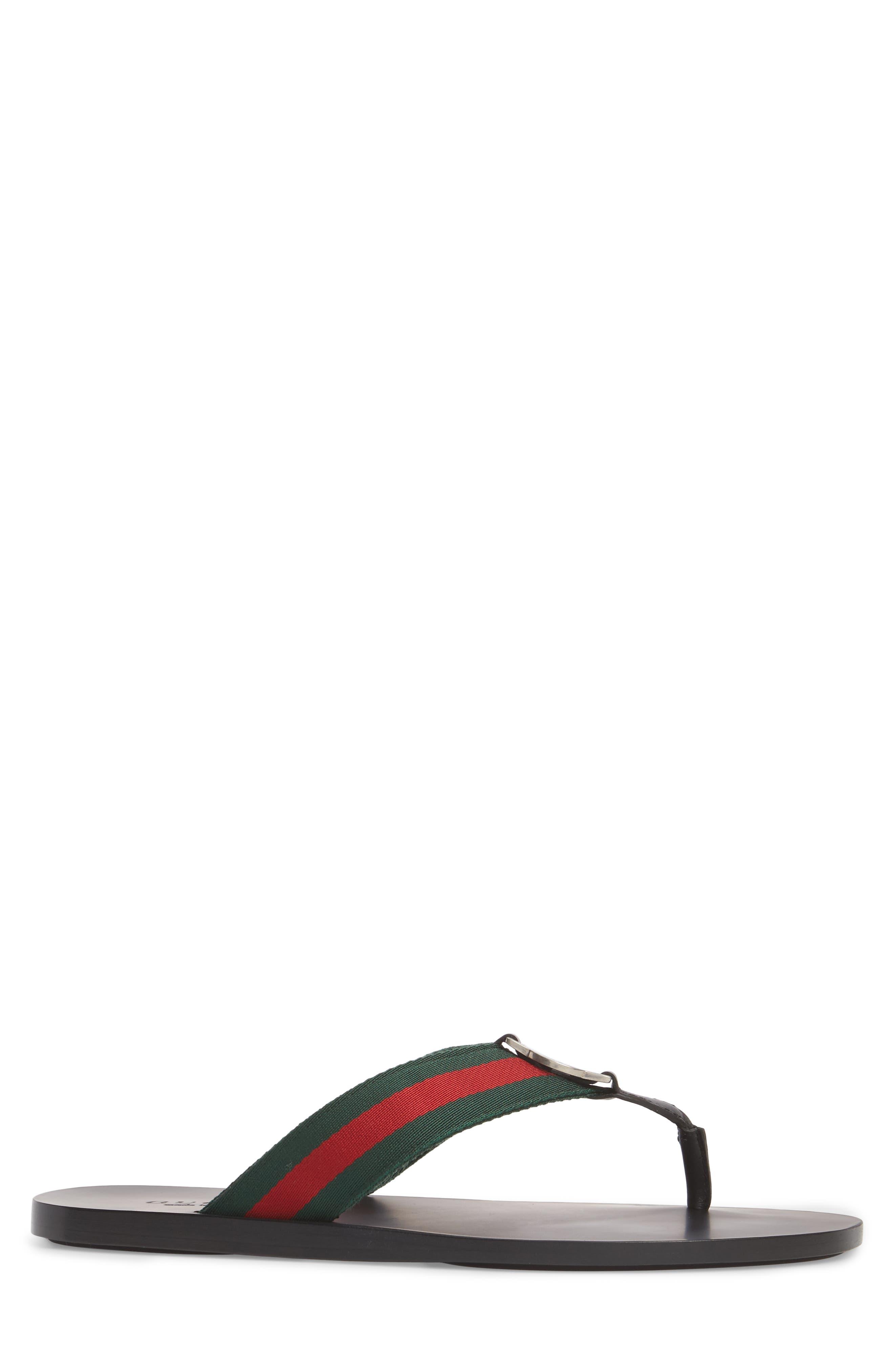 Flip Flop,                             Alternate thumbnail 3, color,                             Black