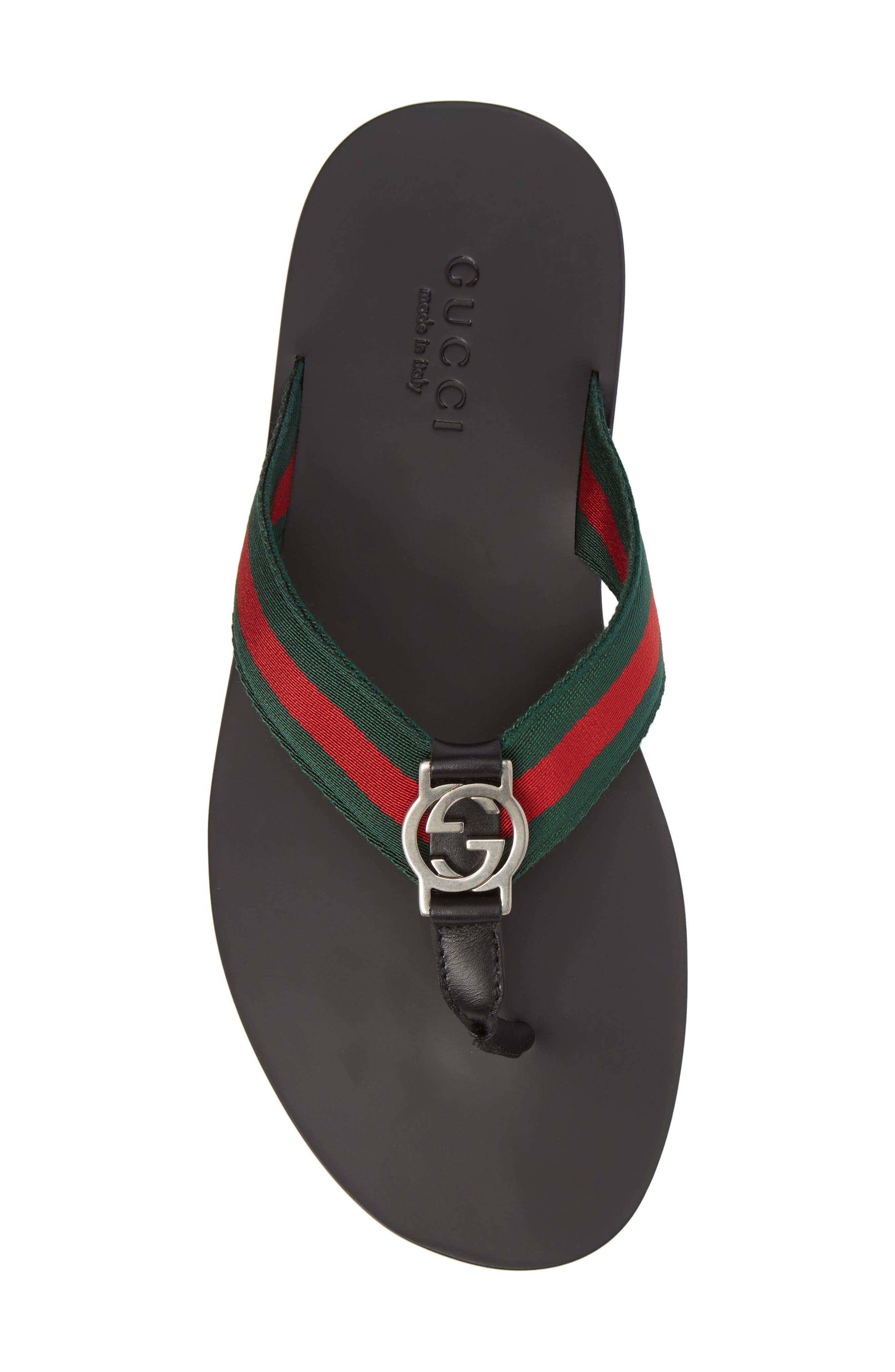 Alternate Image 5  - Gucci Flip Flop (Men)
