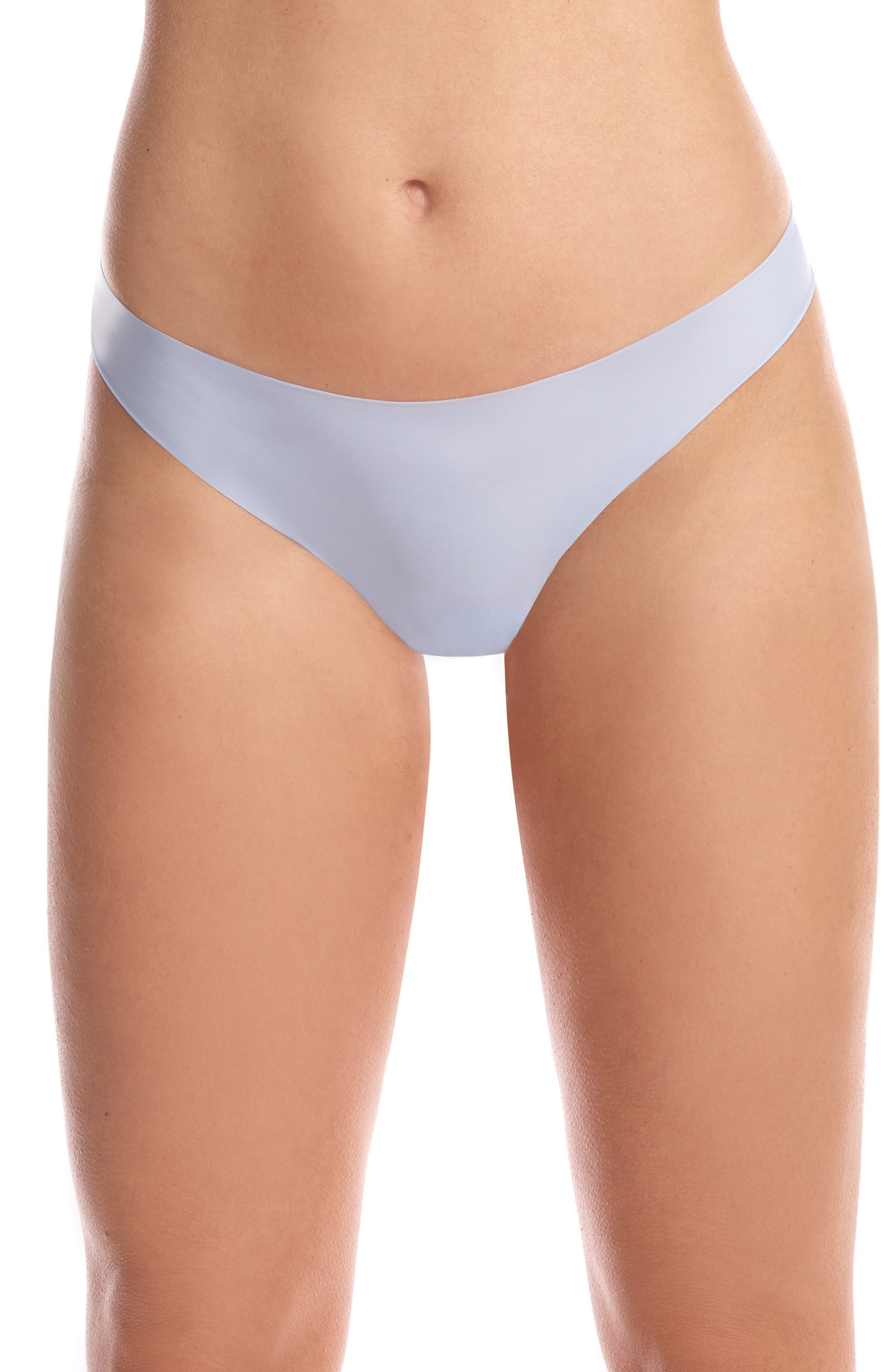 Perfect Stretch Thong,                         Main,                         color, Sky