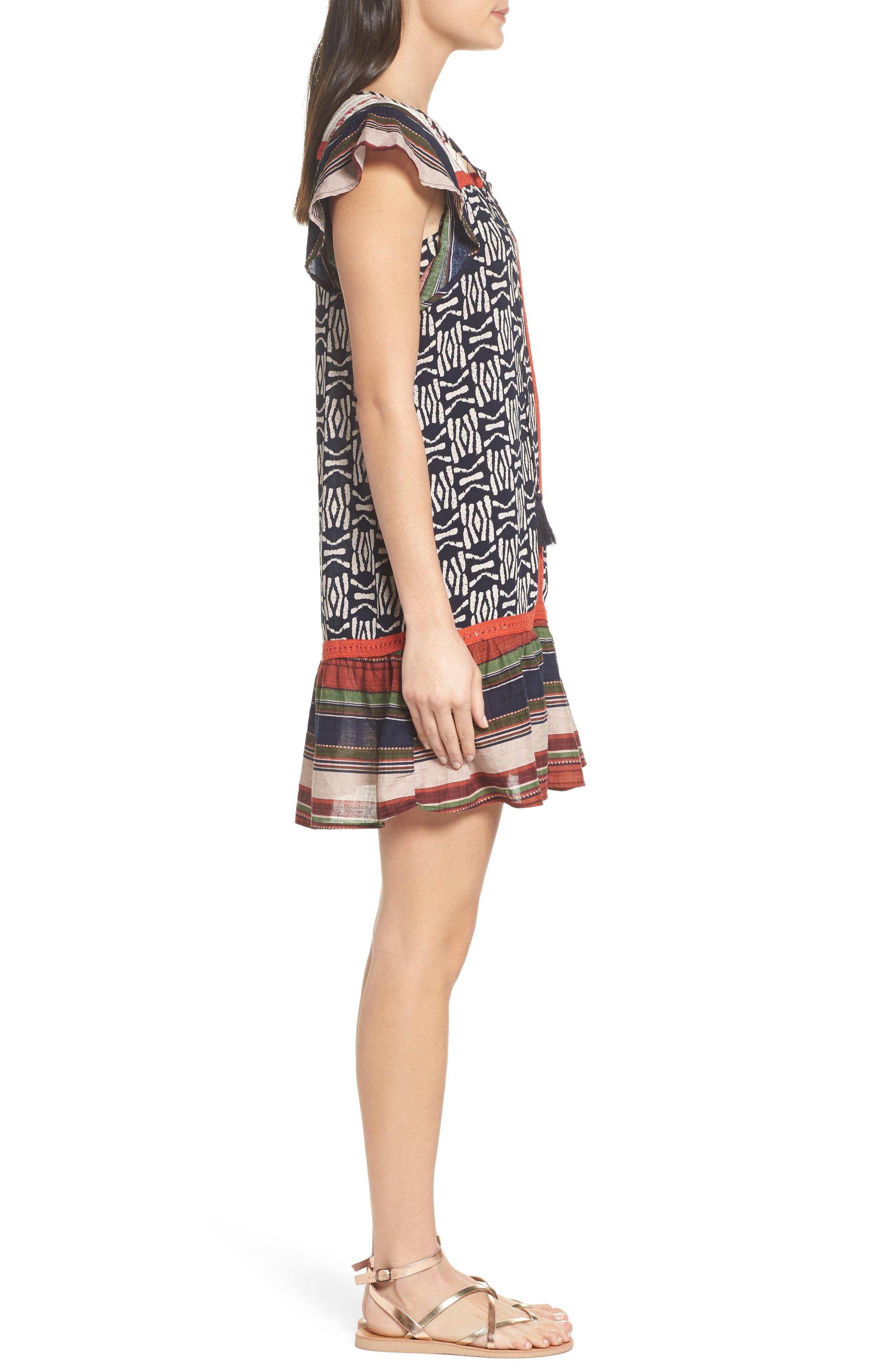 Alternate Image 3  - THML Drop Waist Dress