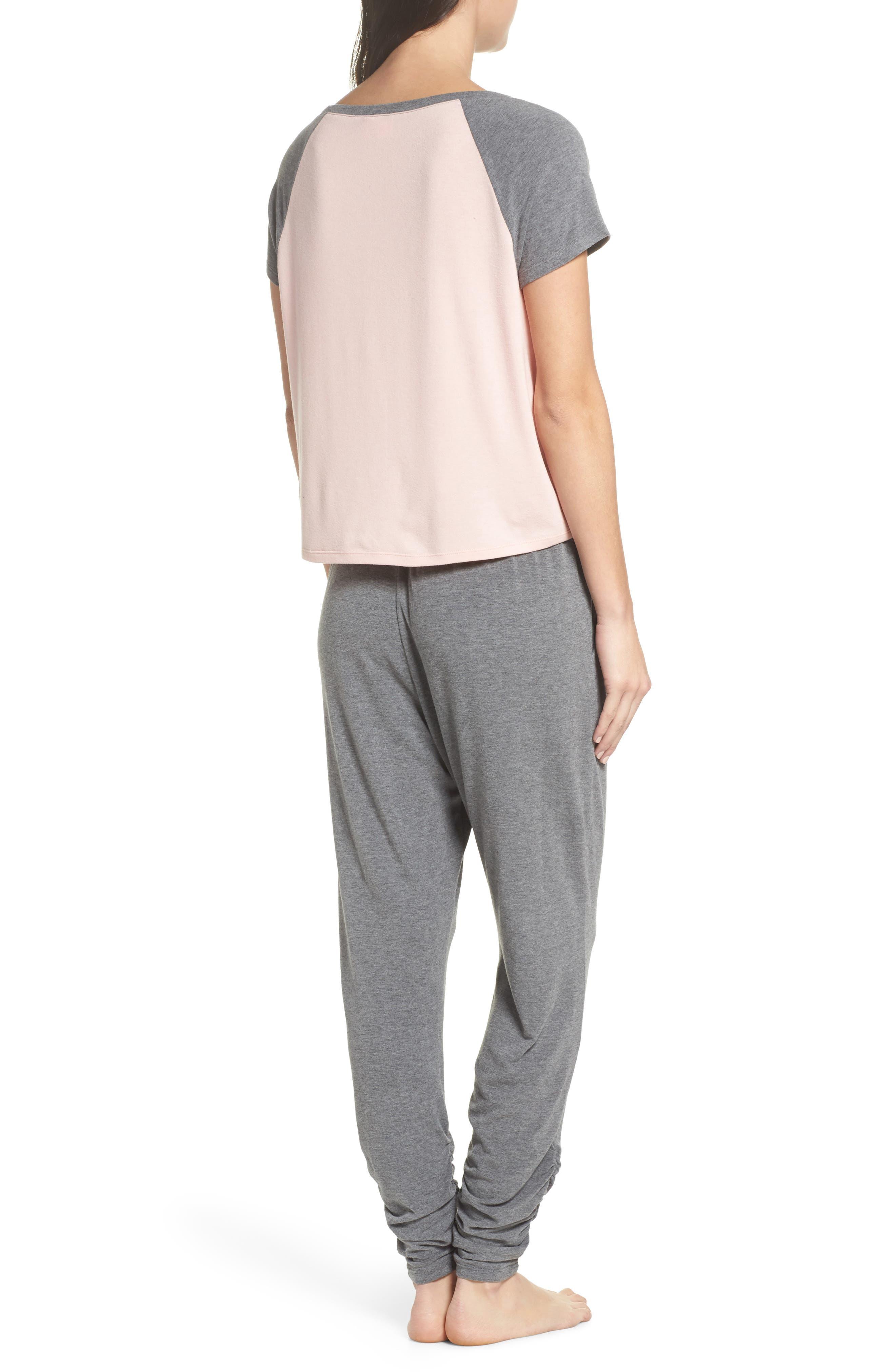 Alternate Image 2  - Make + Model Cloud 9 Pajamas