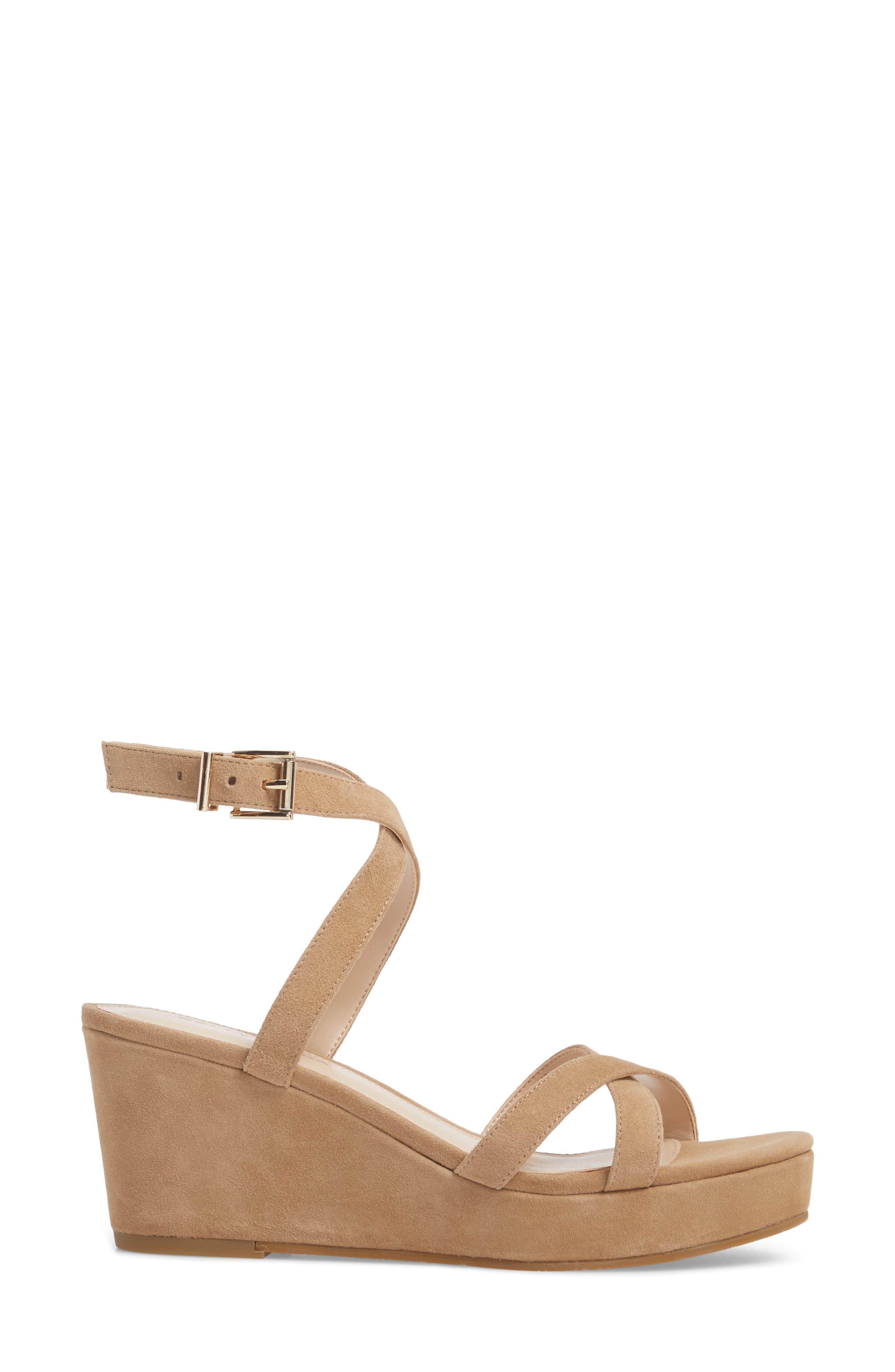 Alternate Image 3  - Pelle Moda Keo2 Platform Wedge Sandal (Women)