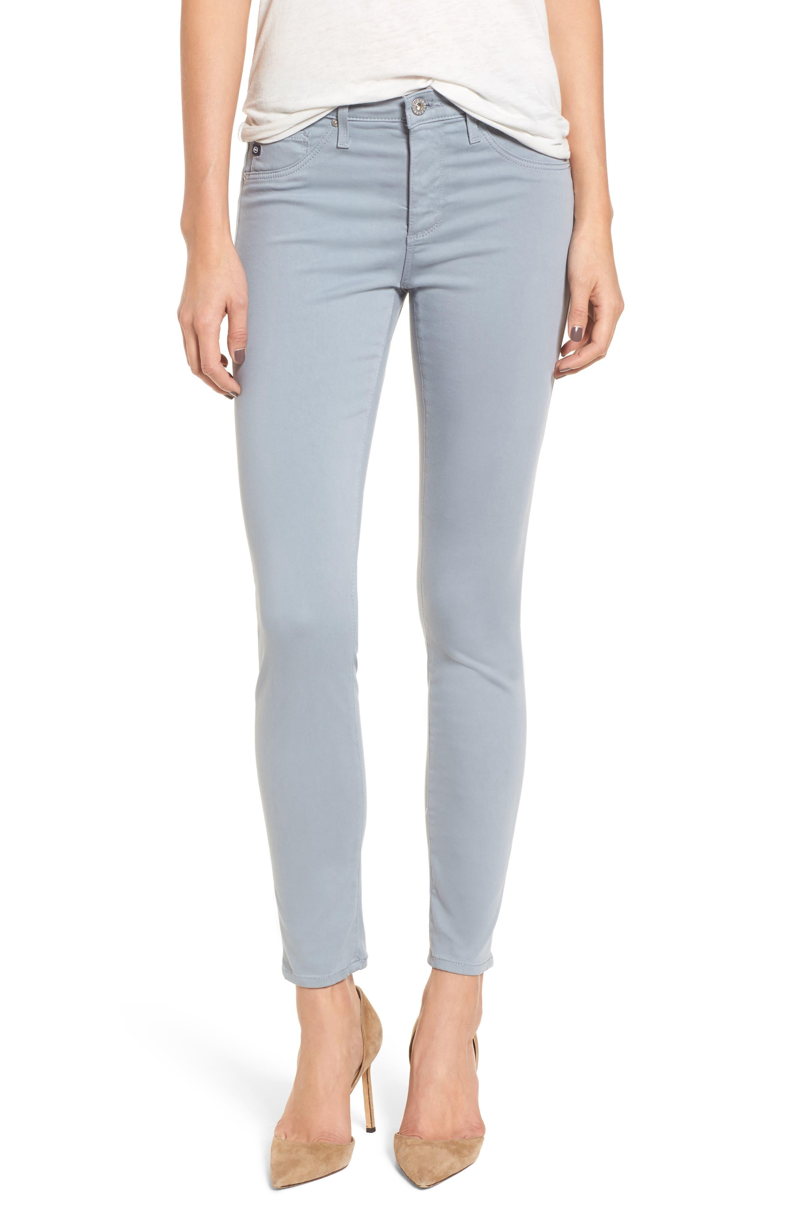 Jeggings Nordstrom Vintage Skin Rip Off Stretch Soft Jeans