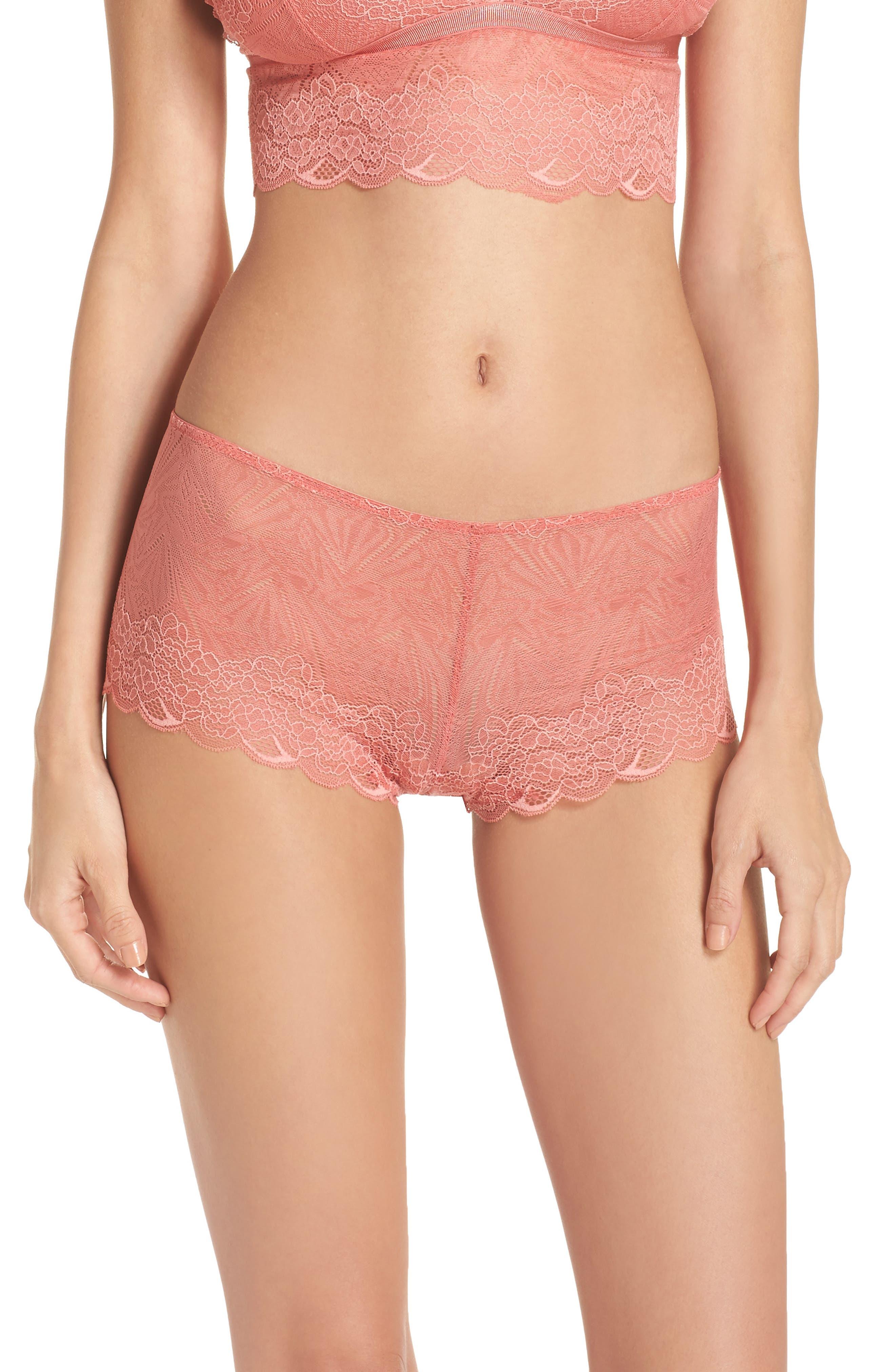 Madewell Lace Boyshorts (3 for $33)