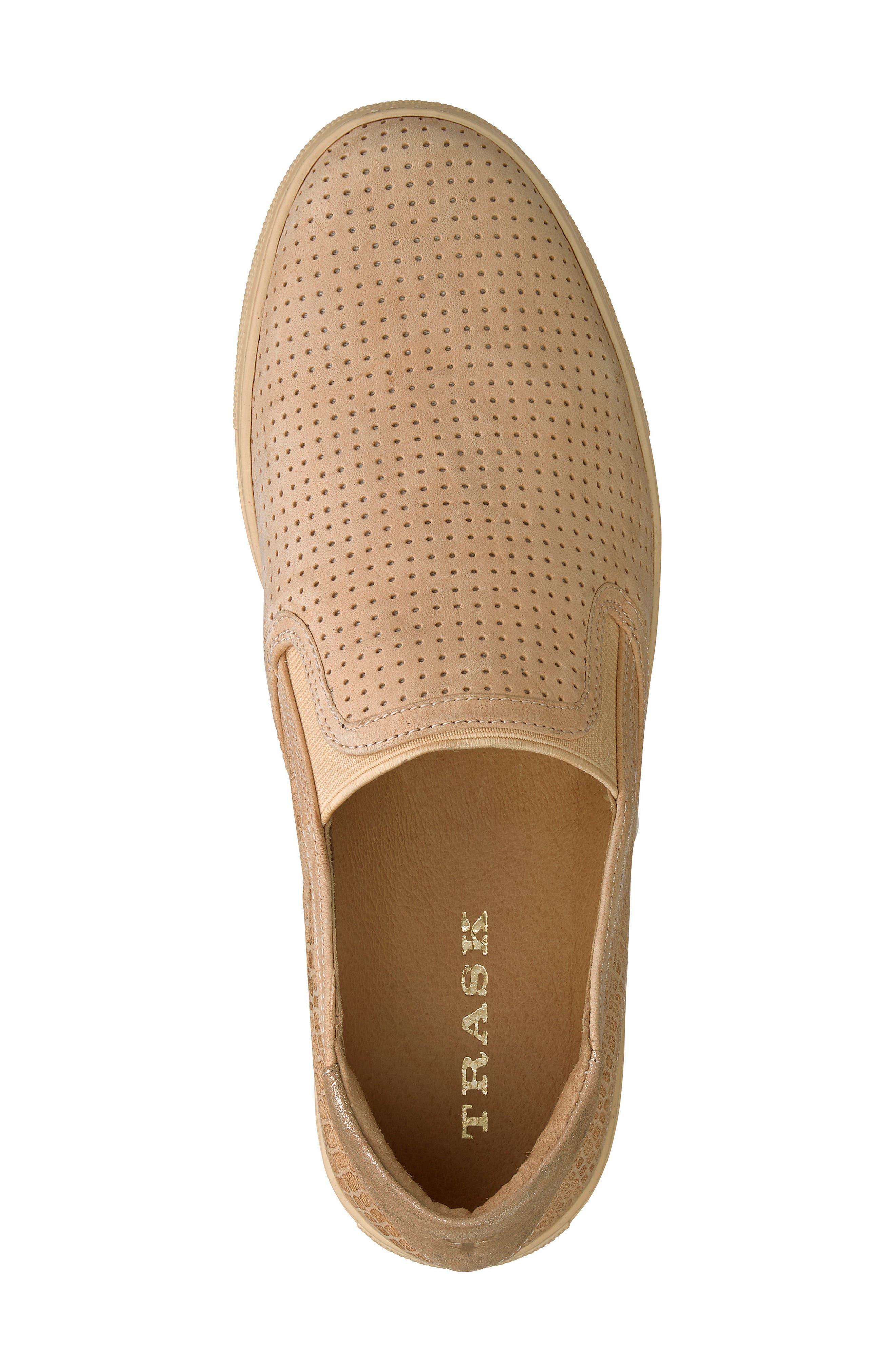 Alternate Image 5  - Trask Lillian Water Resistant Slip-On Sneaker (Women)