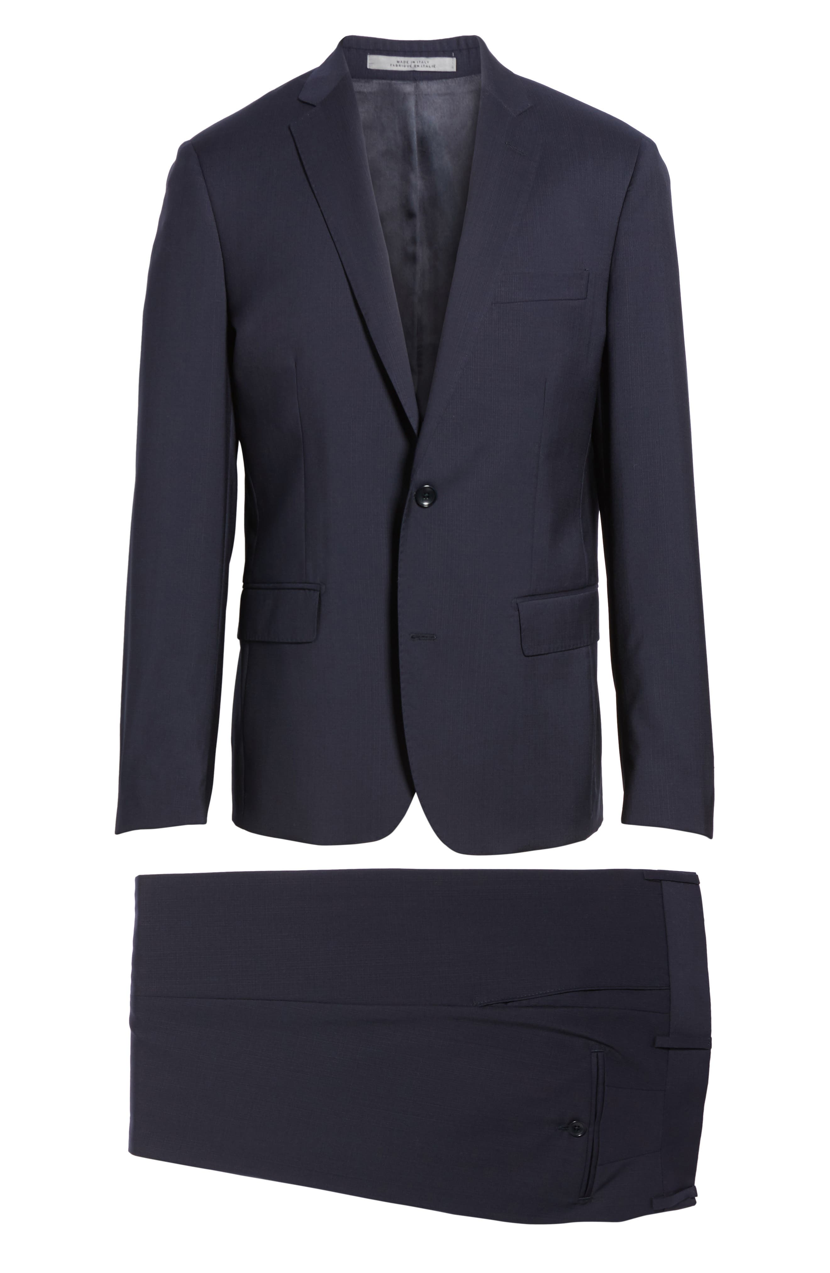 Alternate Image 8  - John W. Nordstrom® Classic Fit Check Suit