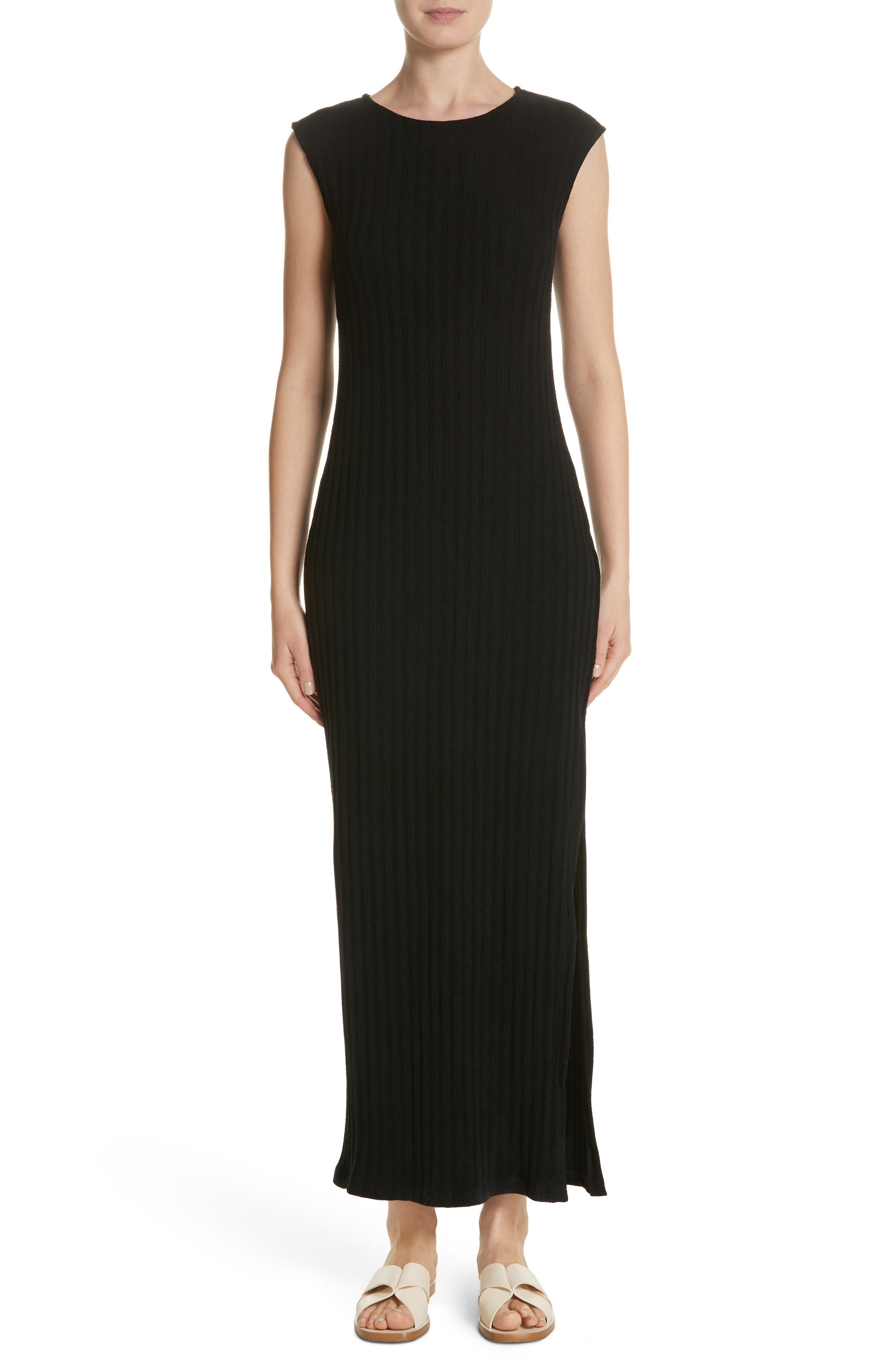 Simon Miller Tali Stretch Ribbed Body-Con Dress