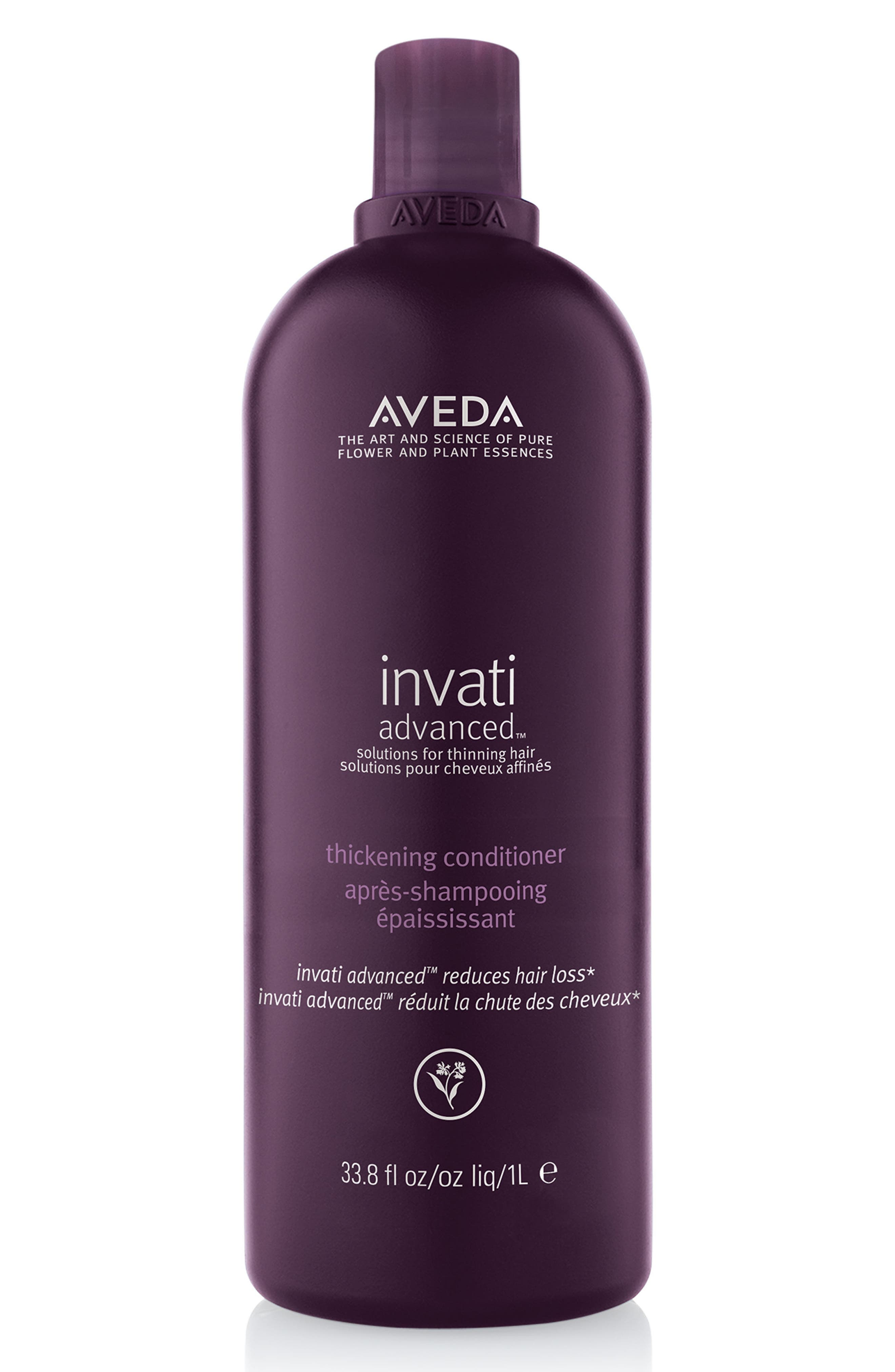 invati<sup>™</sup> Advanced Thickening Conditioner,                             Alternate thumbnail 3, color,                             No Color