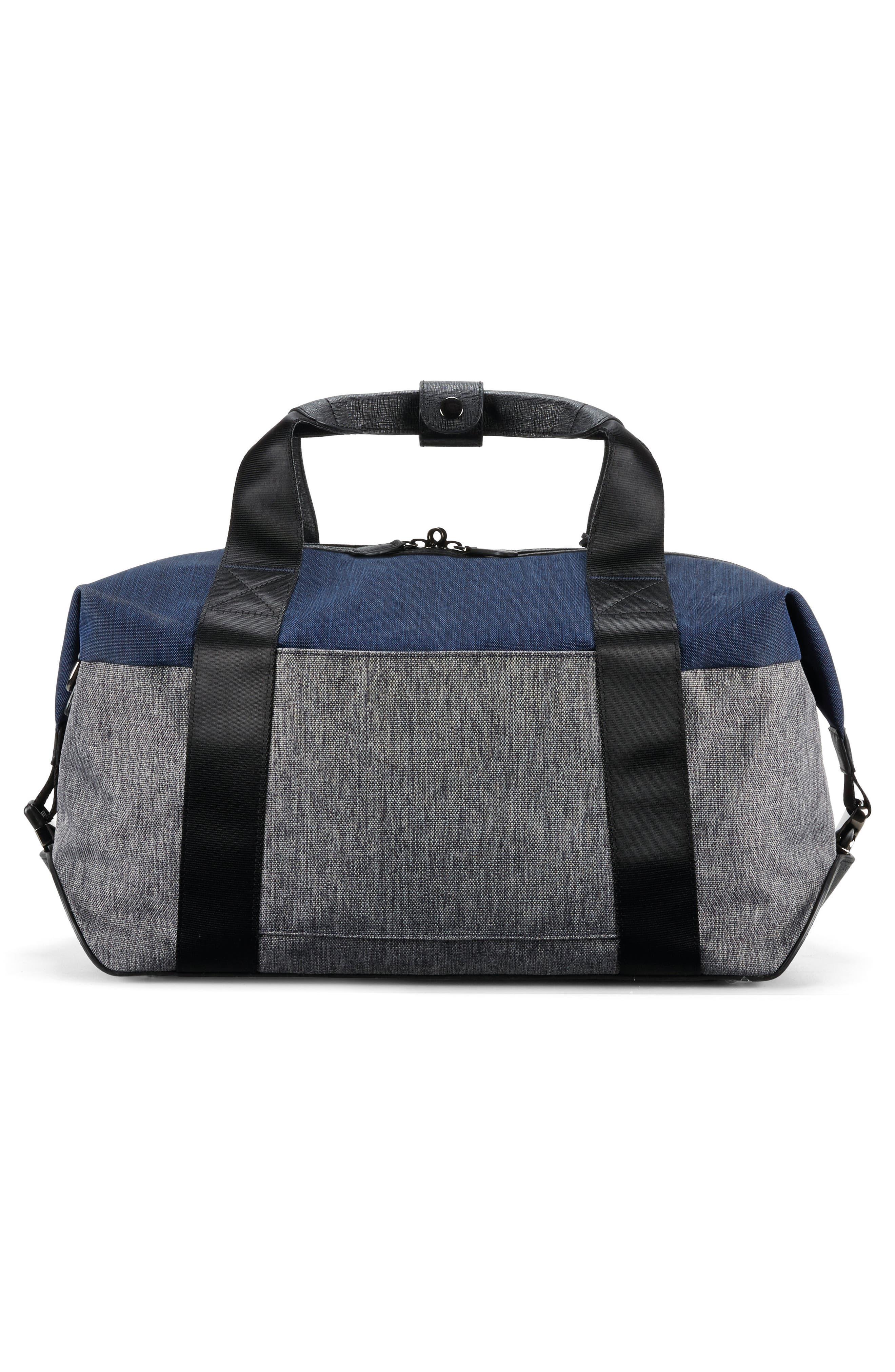 Alternate Image 3  - Ted Baker London Small Brunswick Water Resistant Duffel Bag